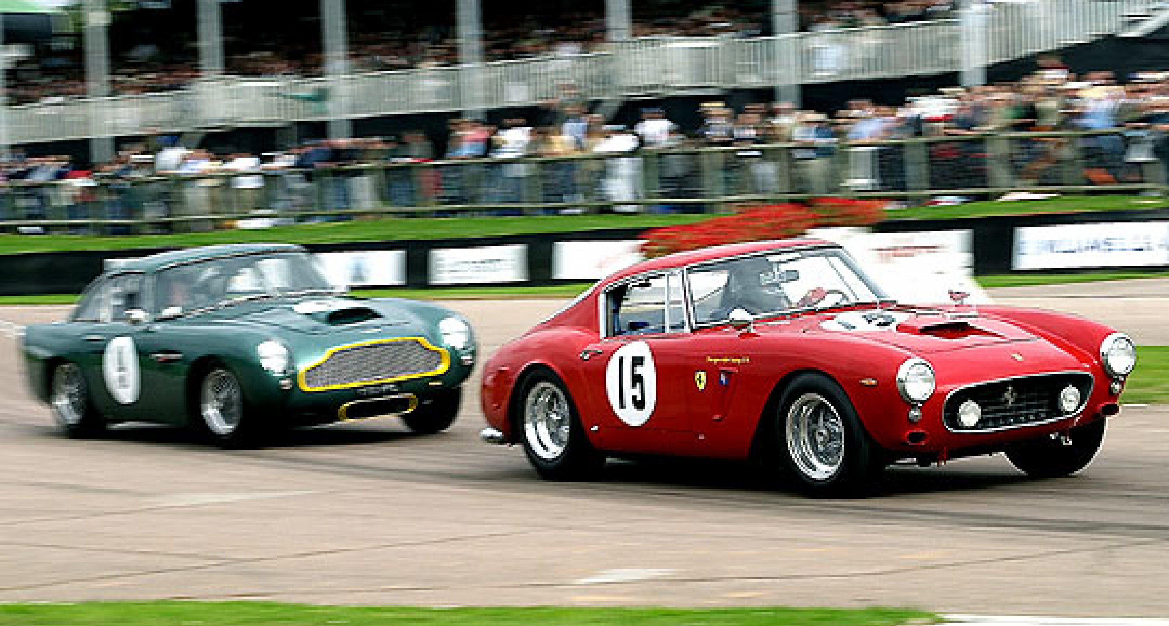 Goodwood Events 2006