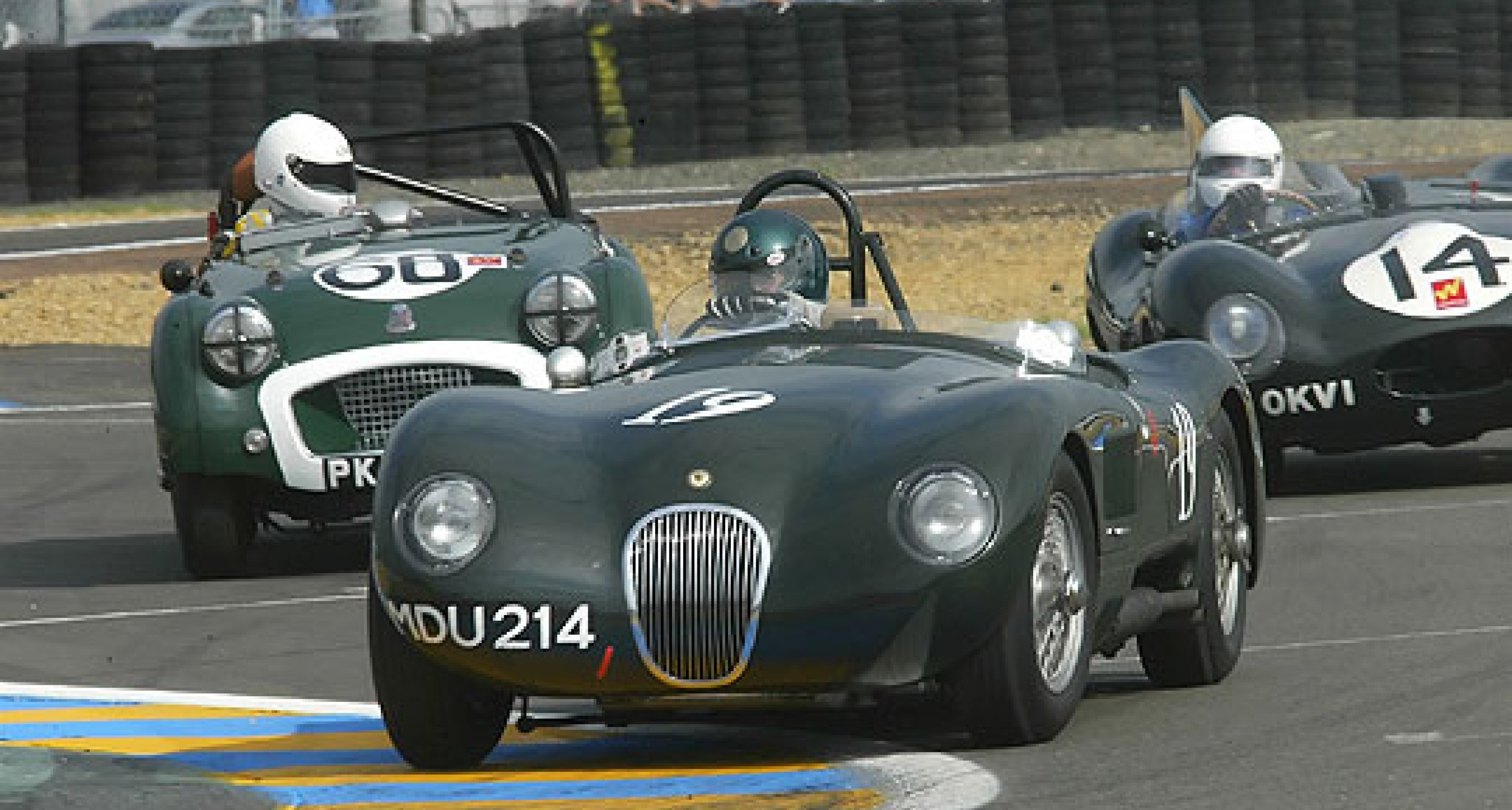 Additional historic race at Le Mans 2006
