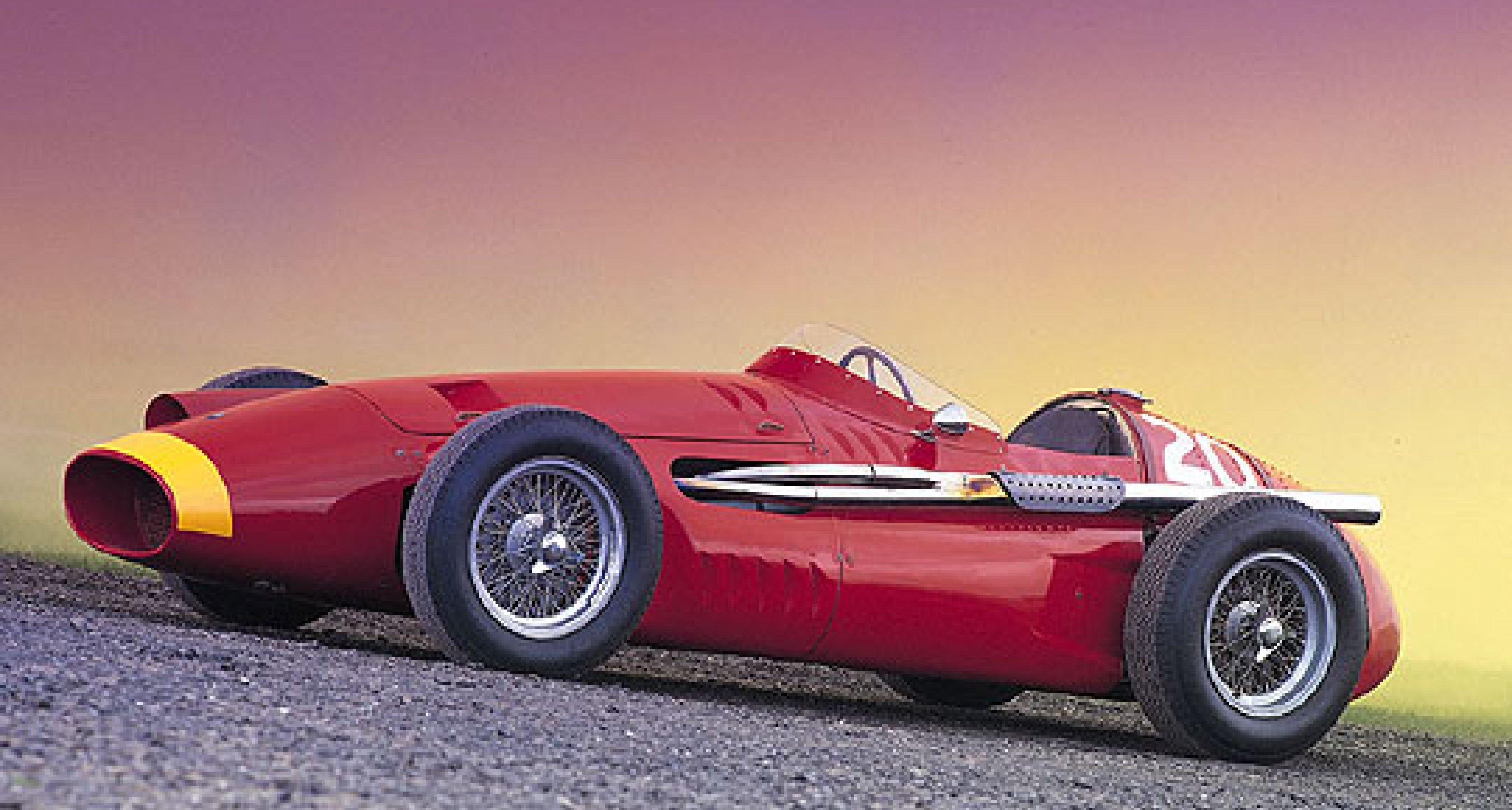 International Historic Motorsport Show 2006