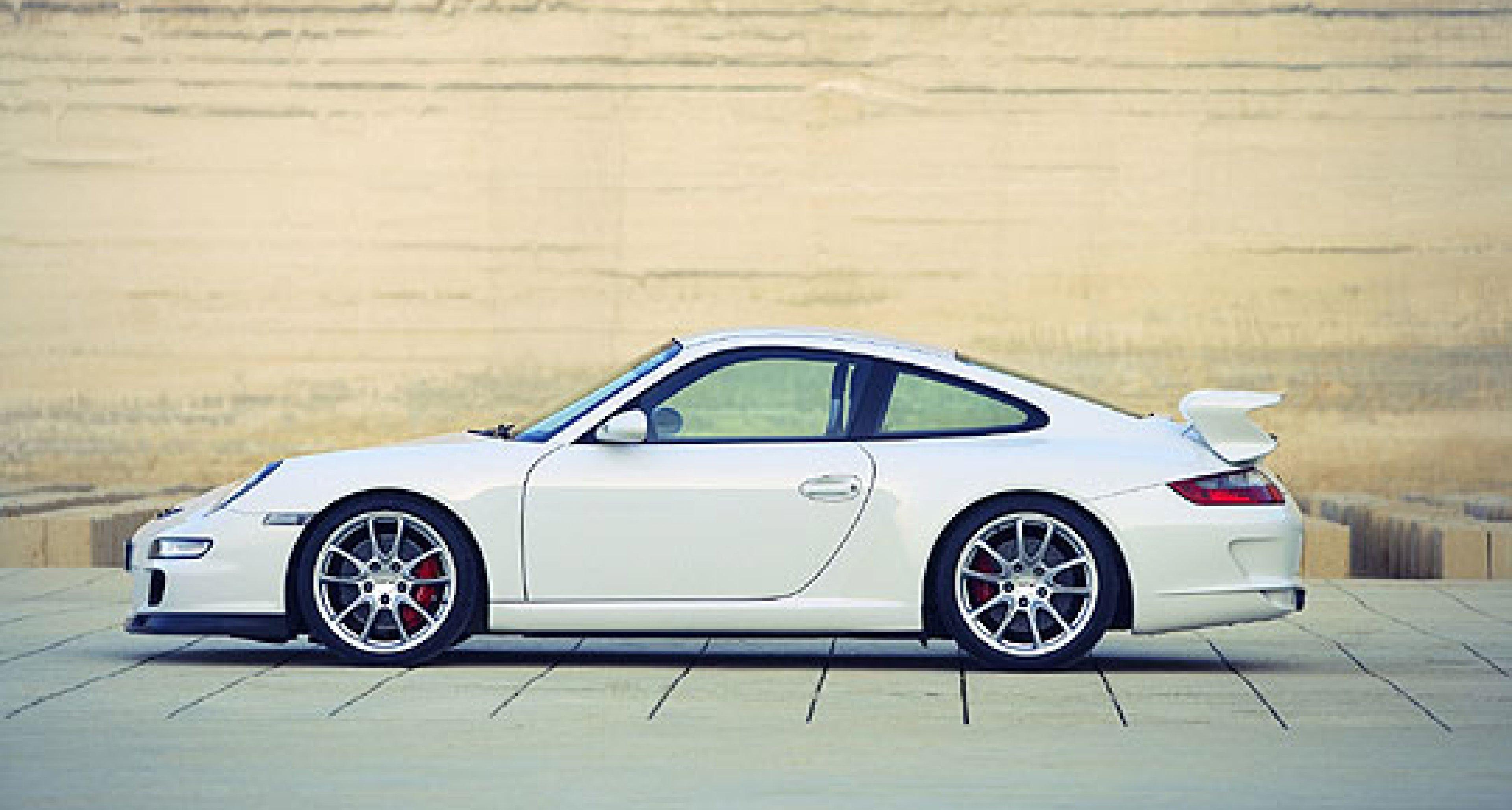2006 Porsche 911 GT3