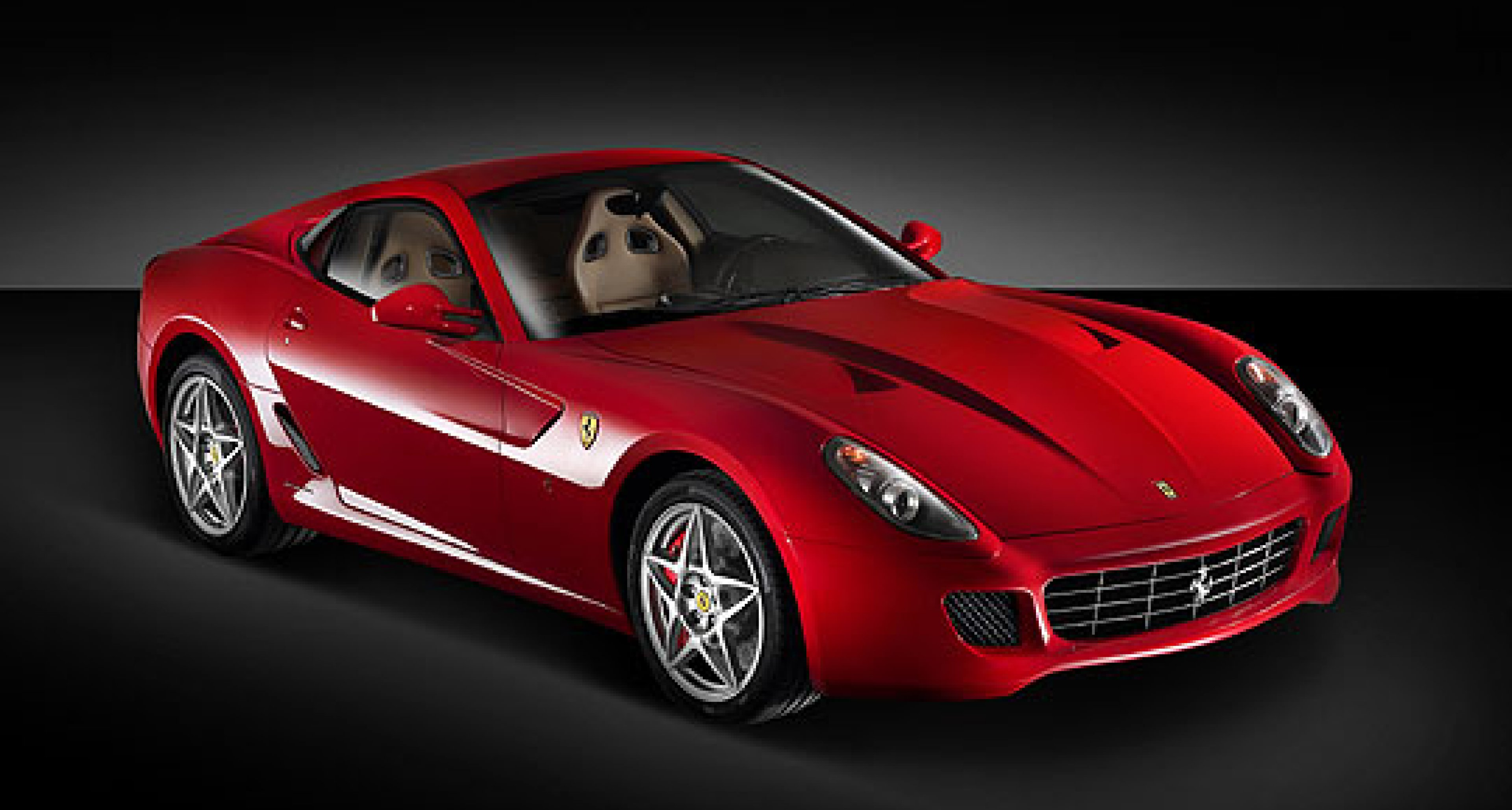 The Ferrari 599 GTB Fiorano