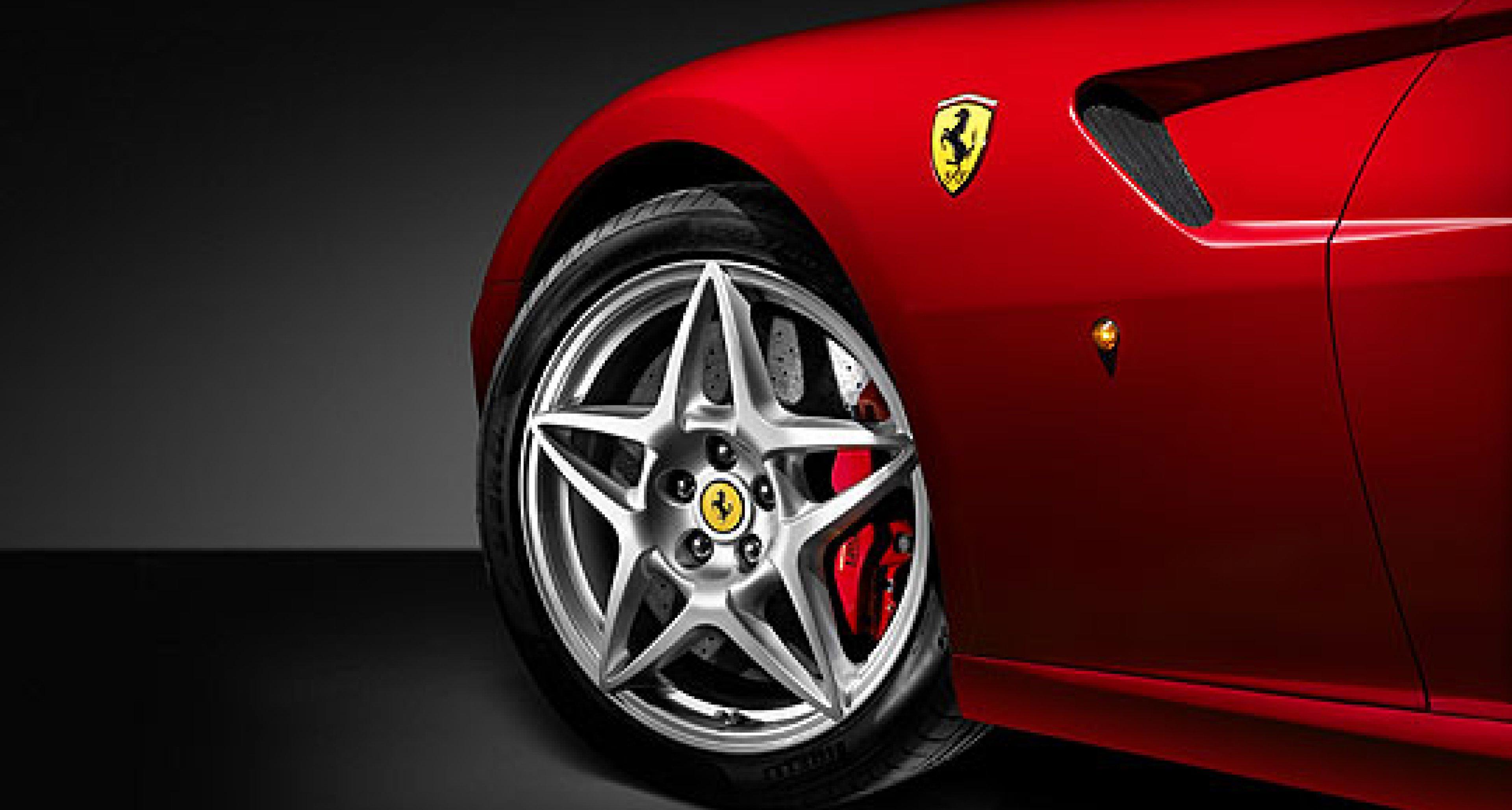 The Ferrari 599 Gtb Fiorano Classic Driver Magazine