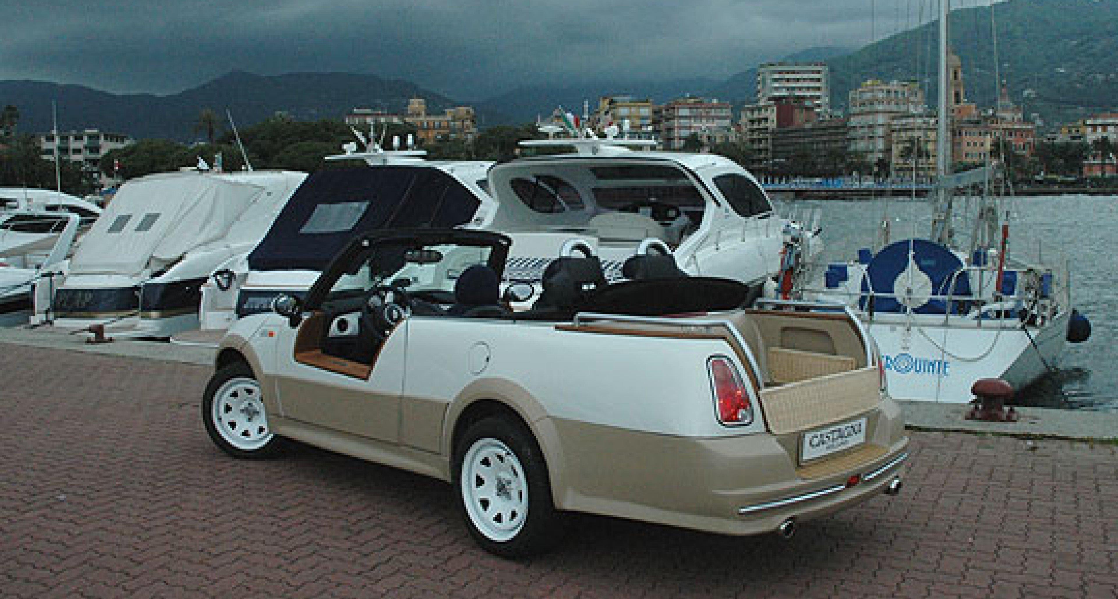 Castagna at Geneva 2006