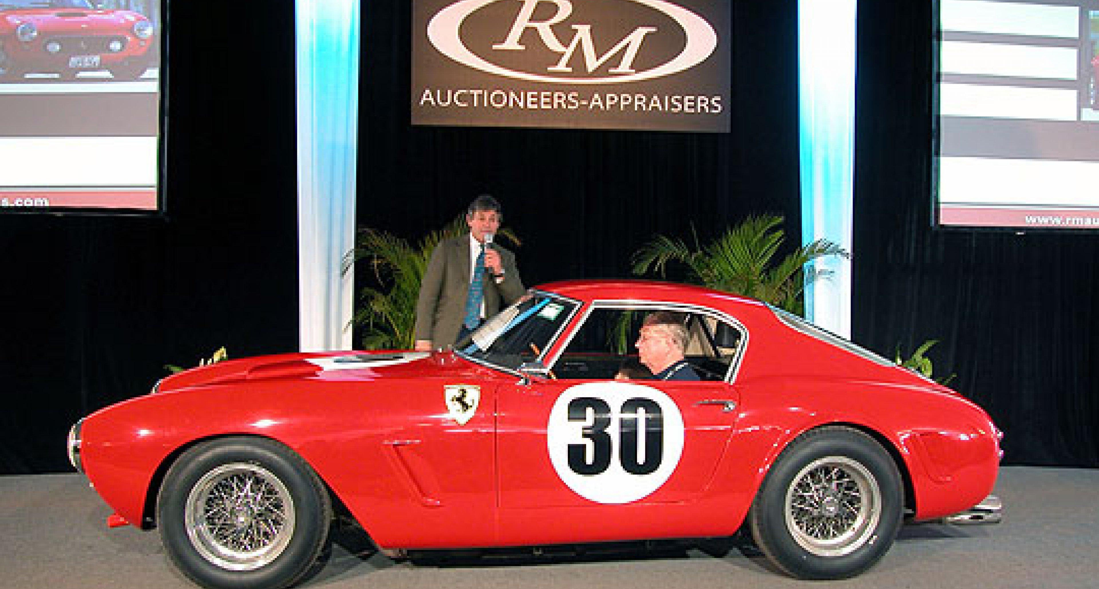 RM Amelia Island Auktion 2006 - Rückblick