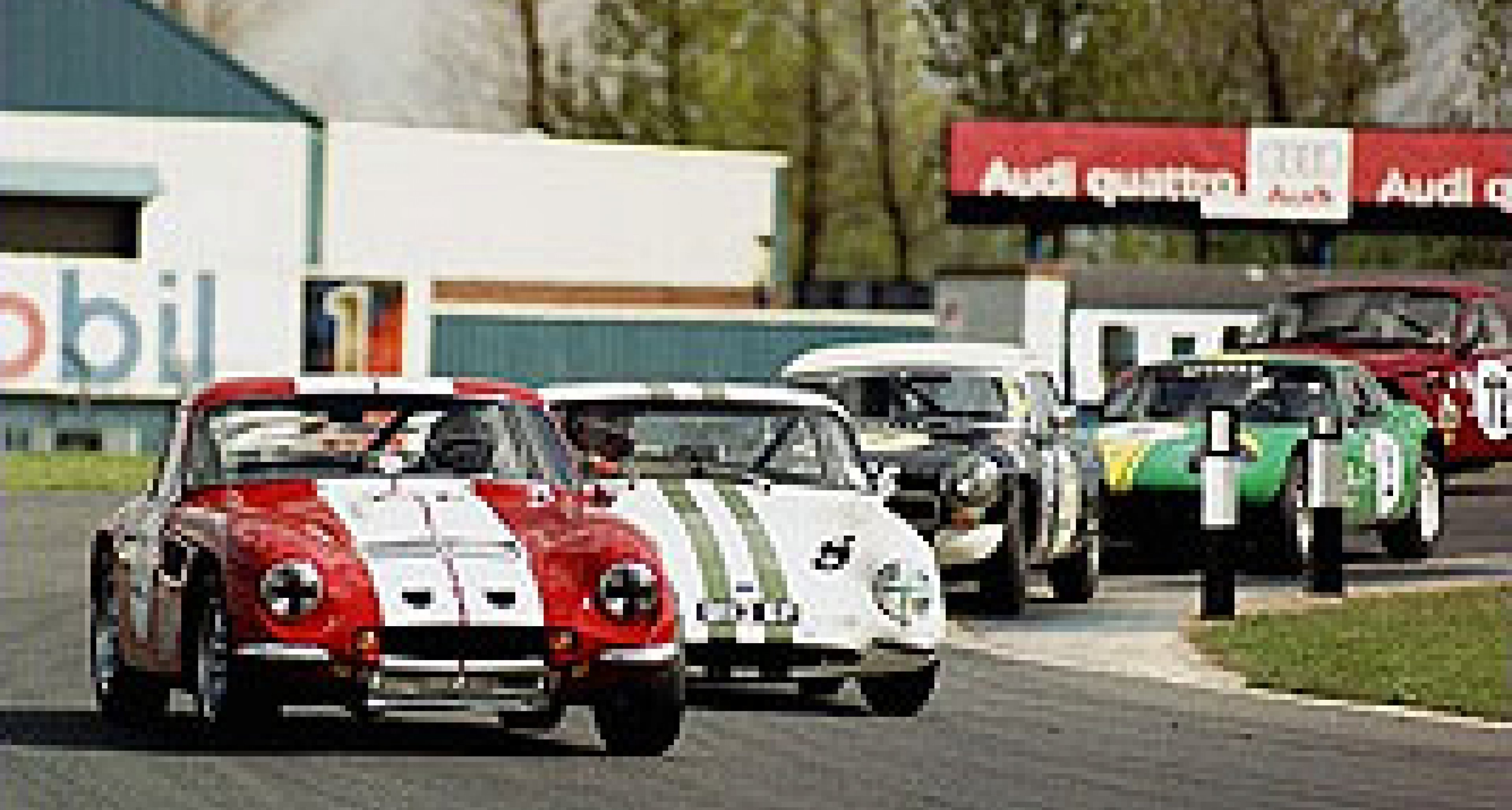 The Donington Classic  April 30th - May 1st 2006