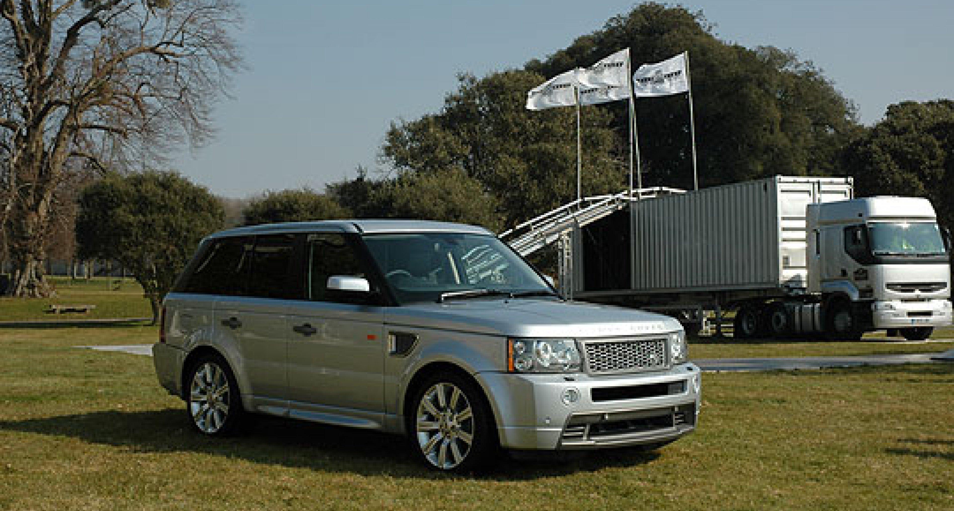 New Range Rover Sport HST