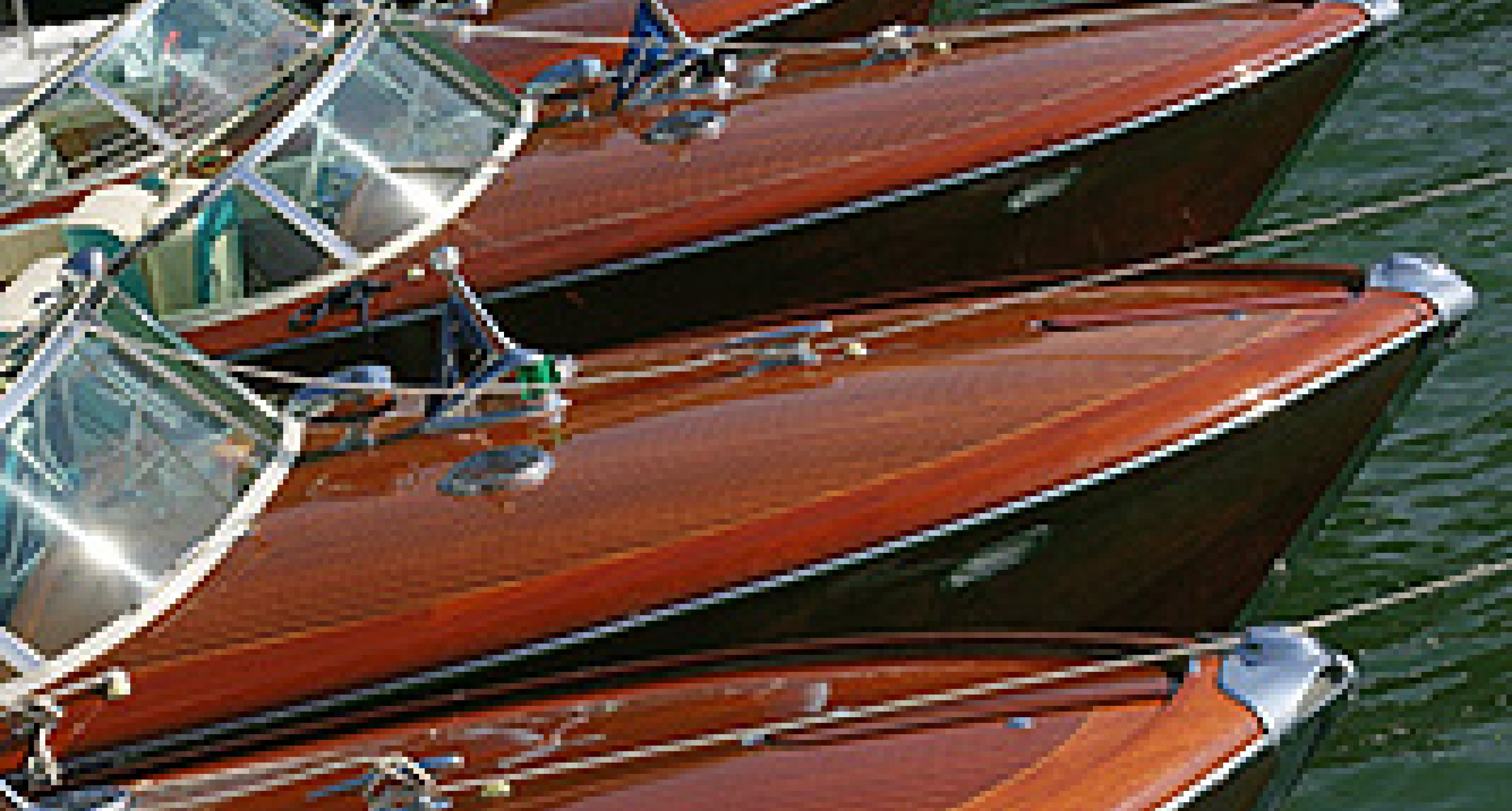 Riva Wooden Boats Meeting