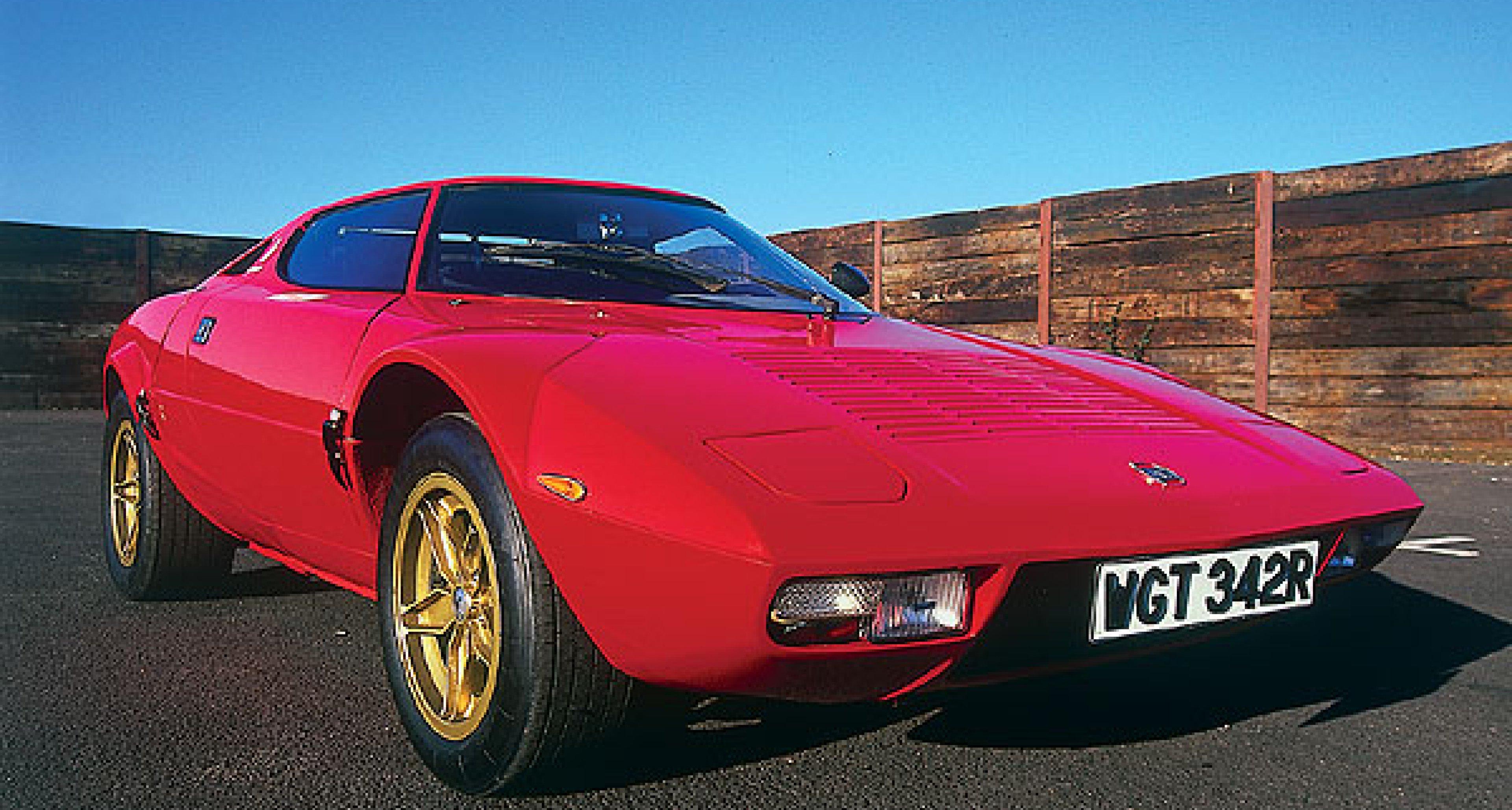 Lancia Stratos: Stradale vs Gruppe 4