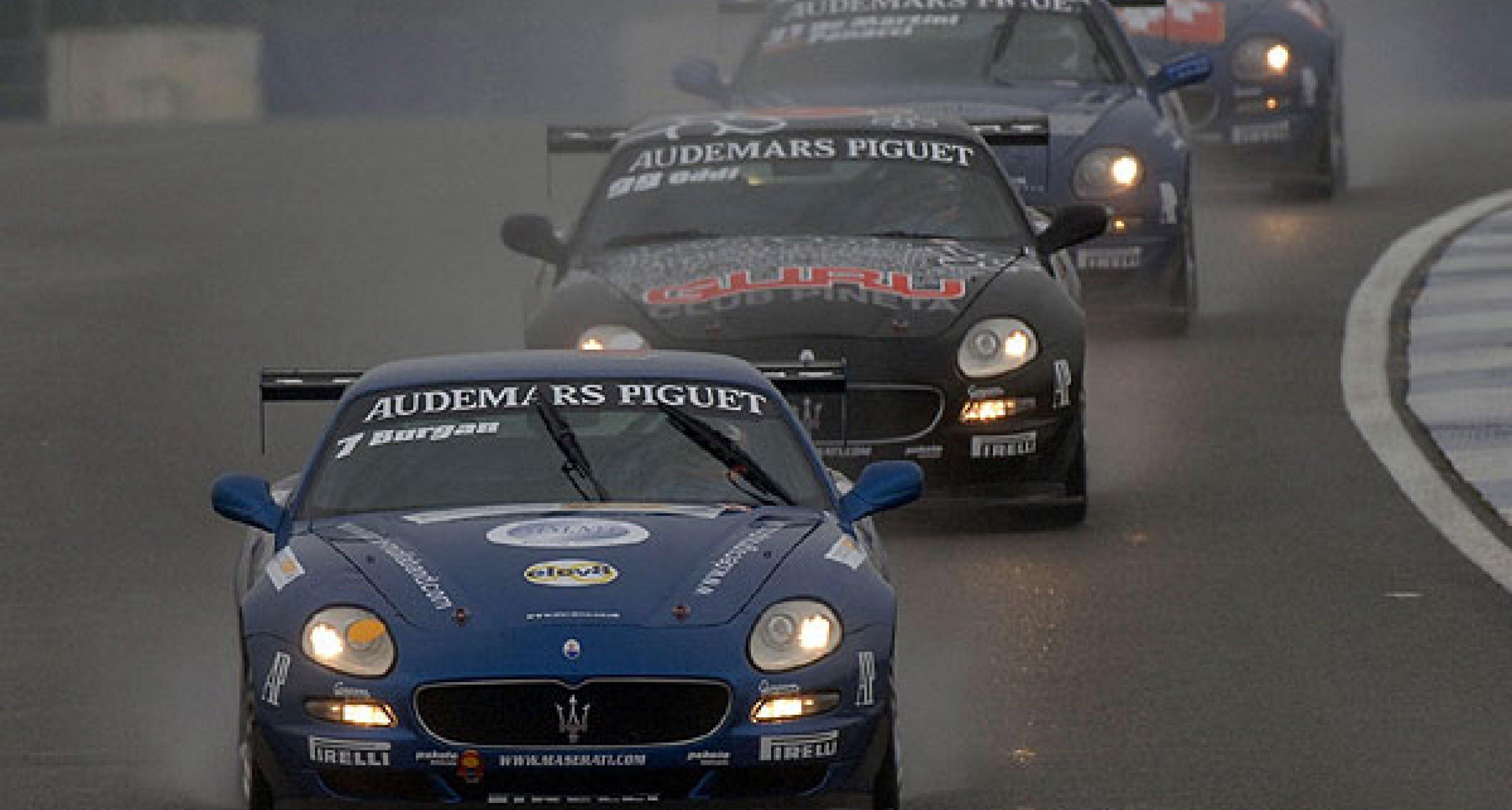 Silverstone 'Supercar Showdown'