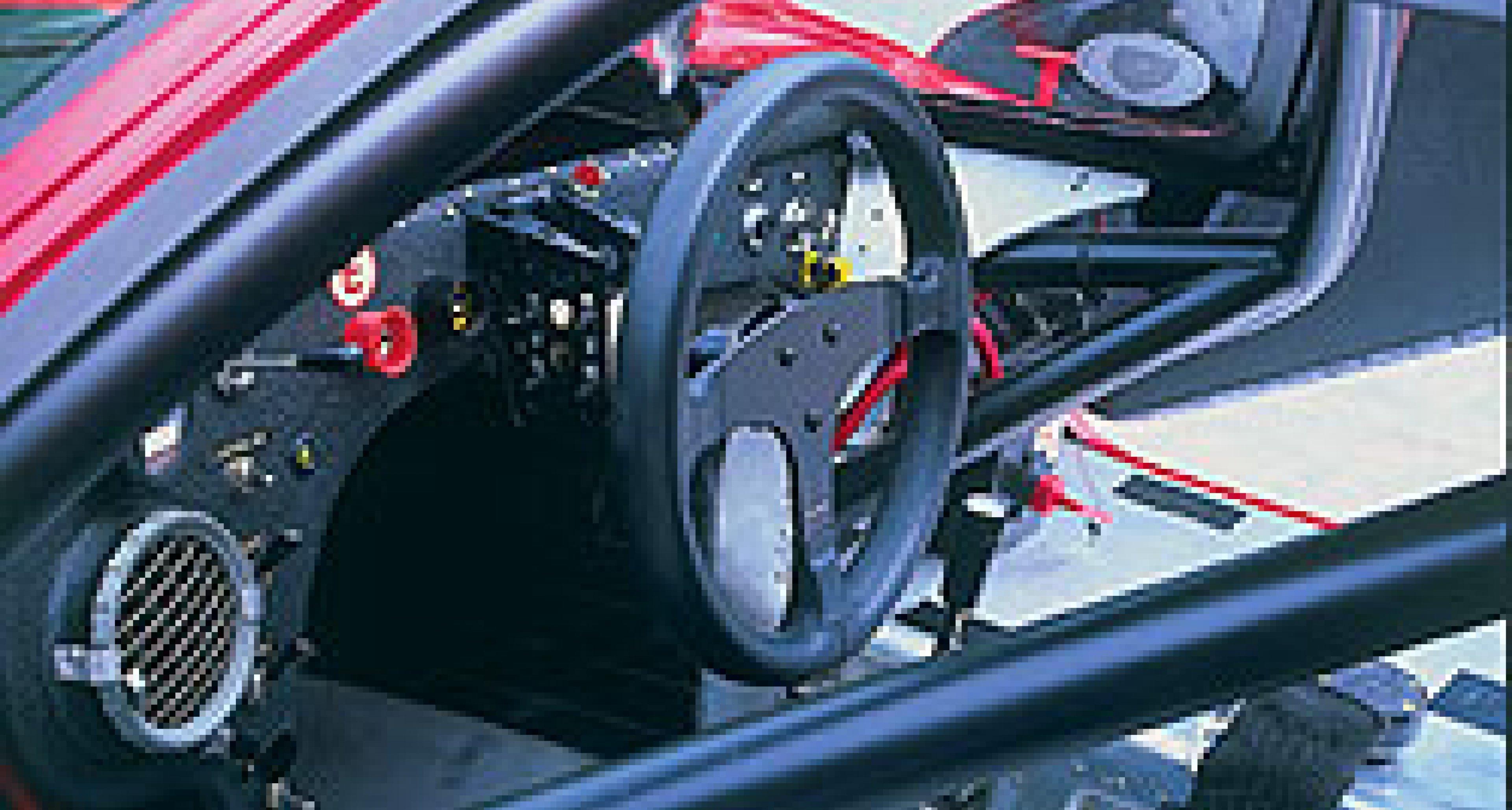 Glorious: The Ferrari P3