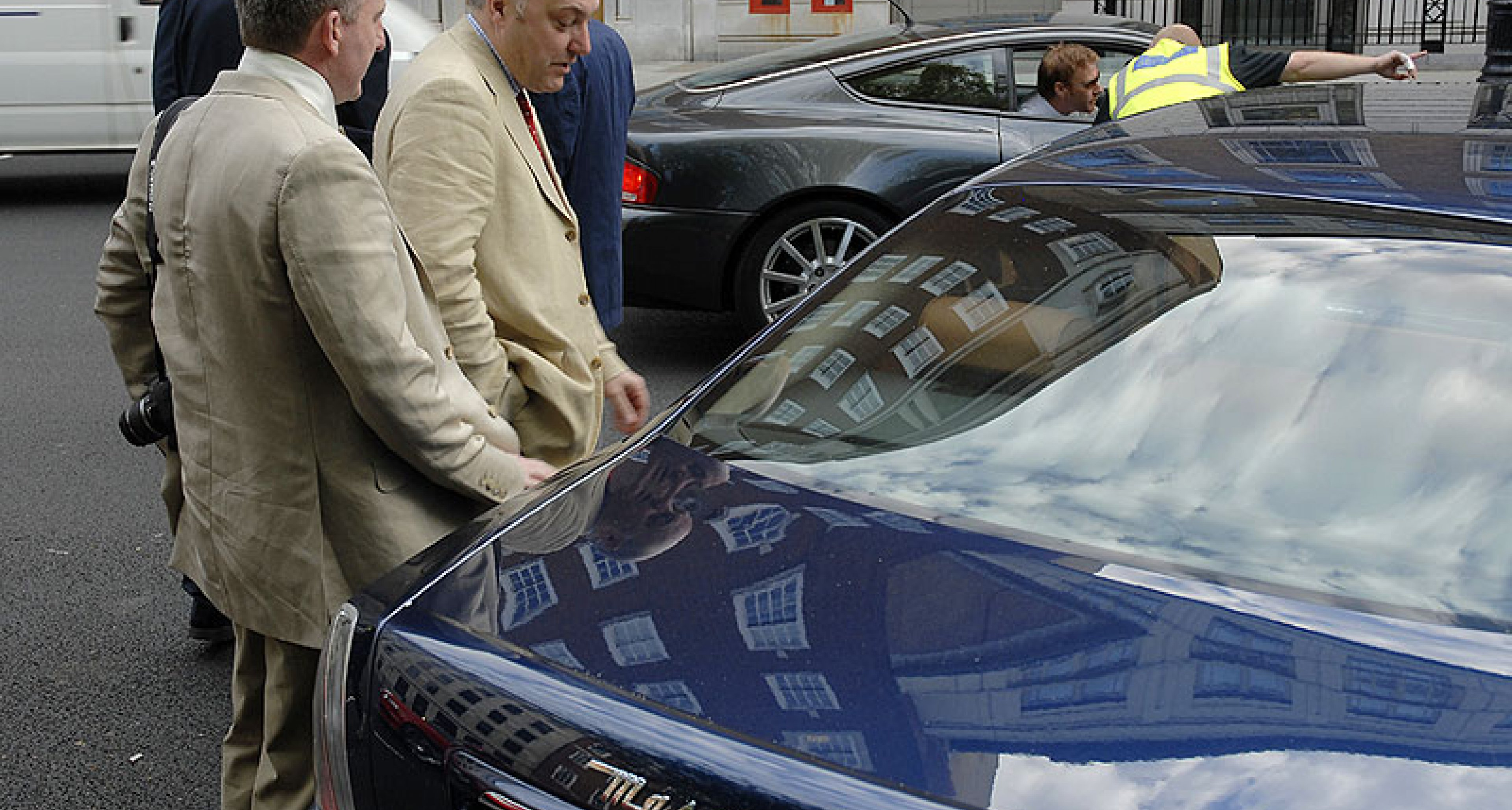 Quattroporte on the Supercar Tour 2006