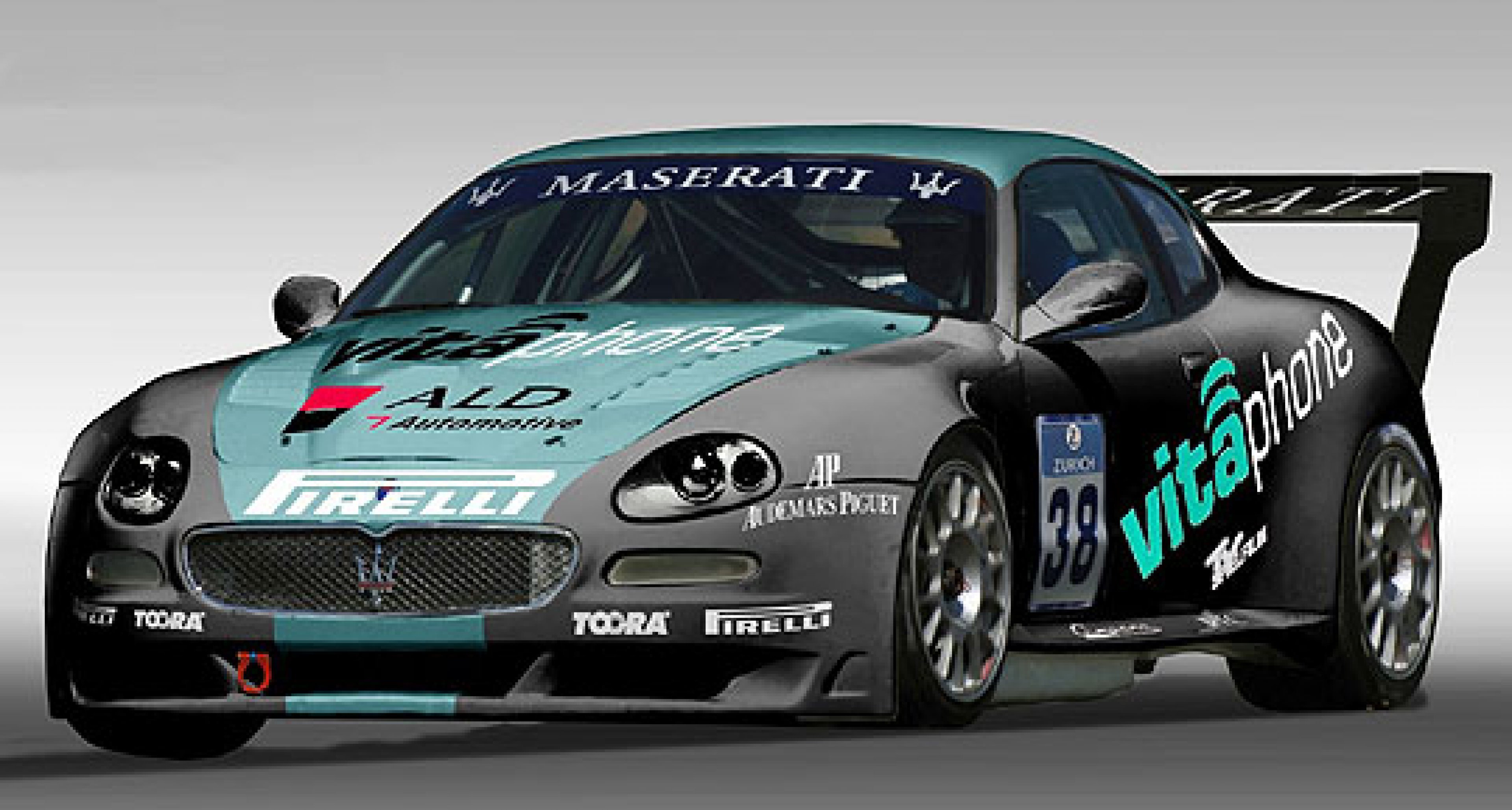 Maserati at the 24 hours of Nürburgring
