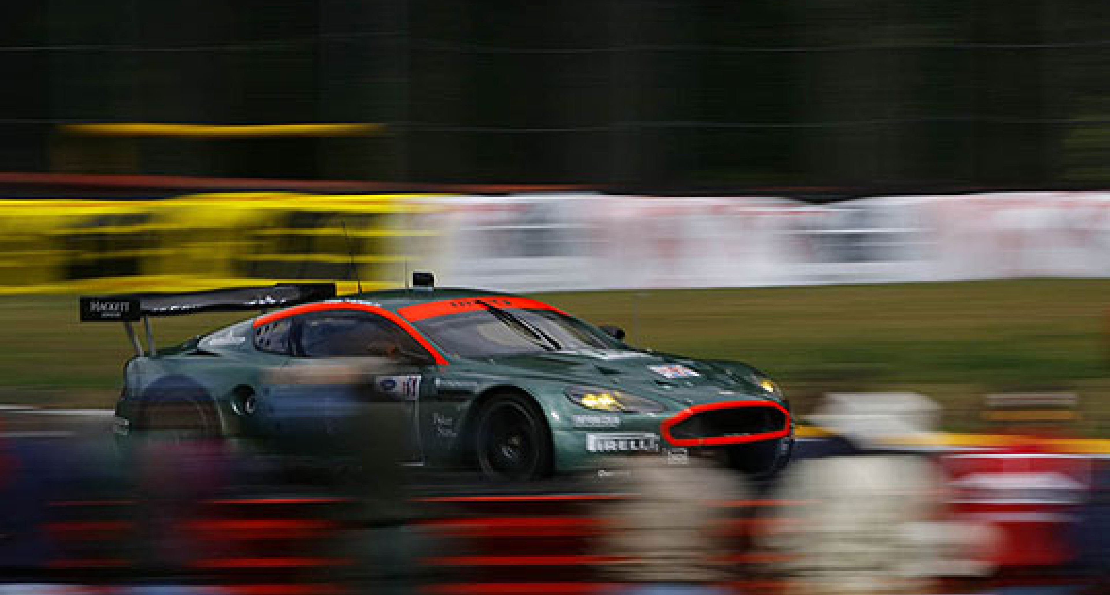 Aston Martin Racing and the American Le Mans Series