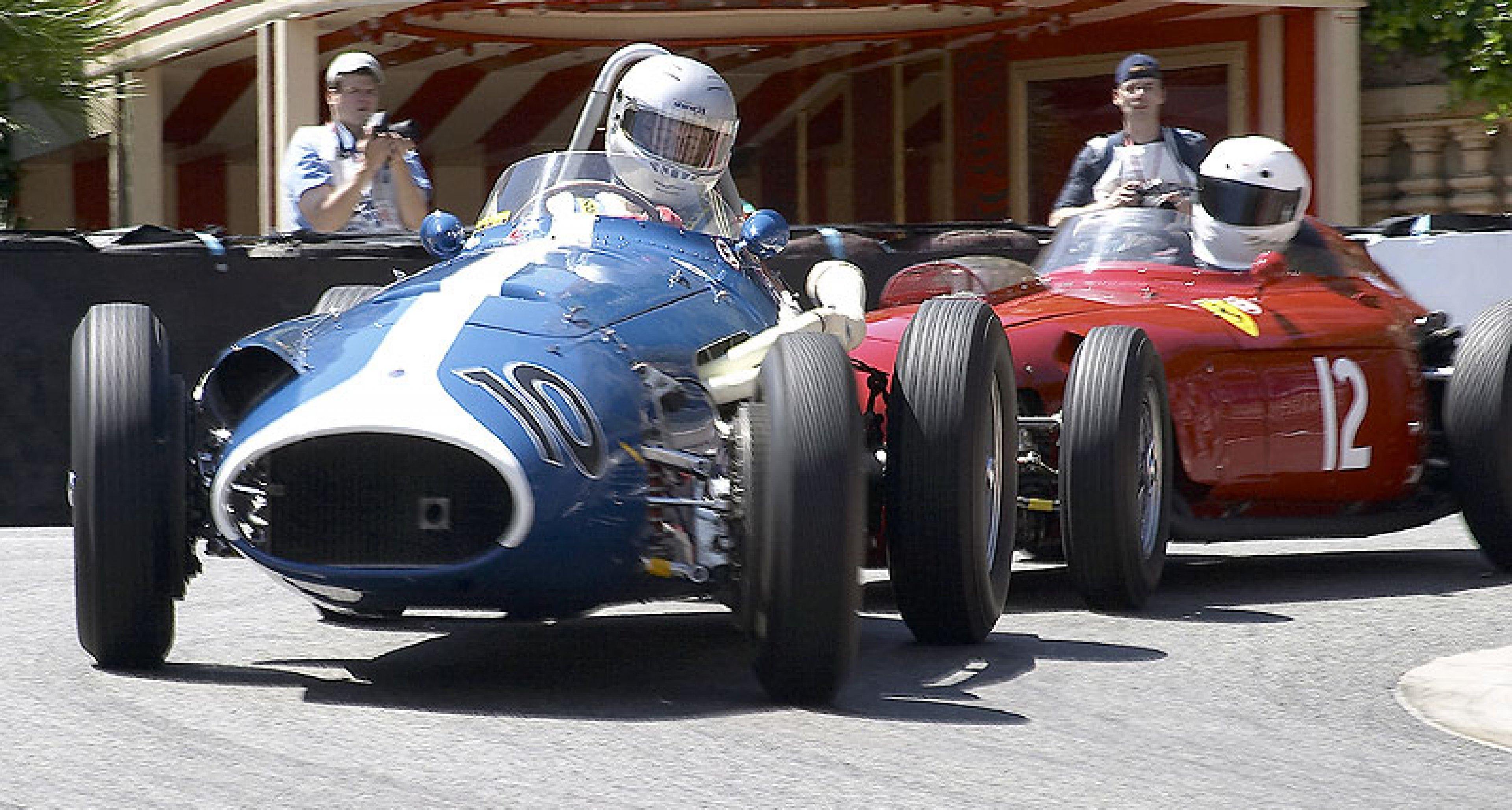 5th Grand Prix de Monaco Historique
