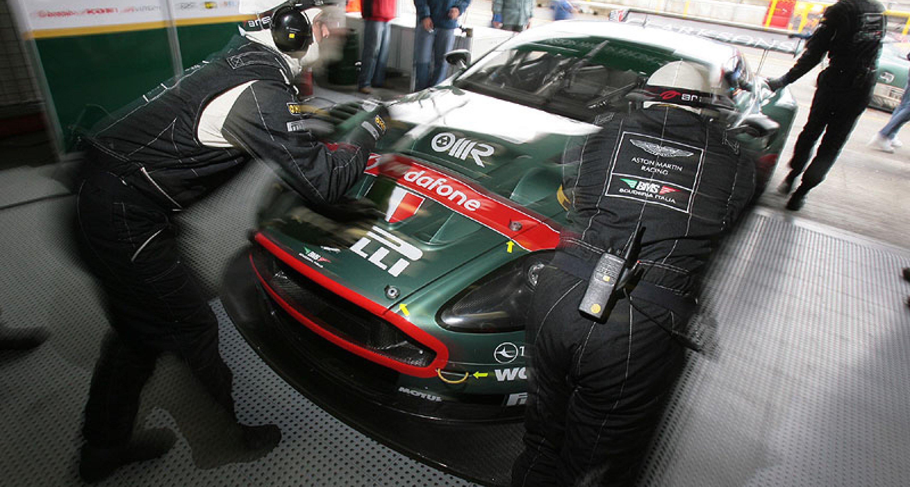FIA GT at Brno 2006