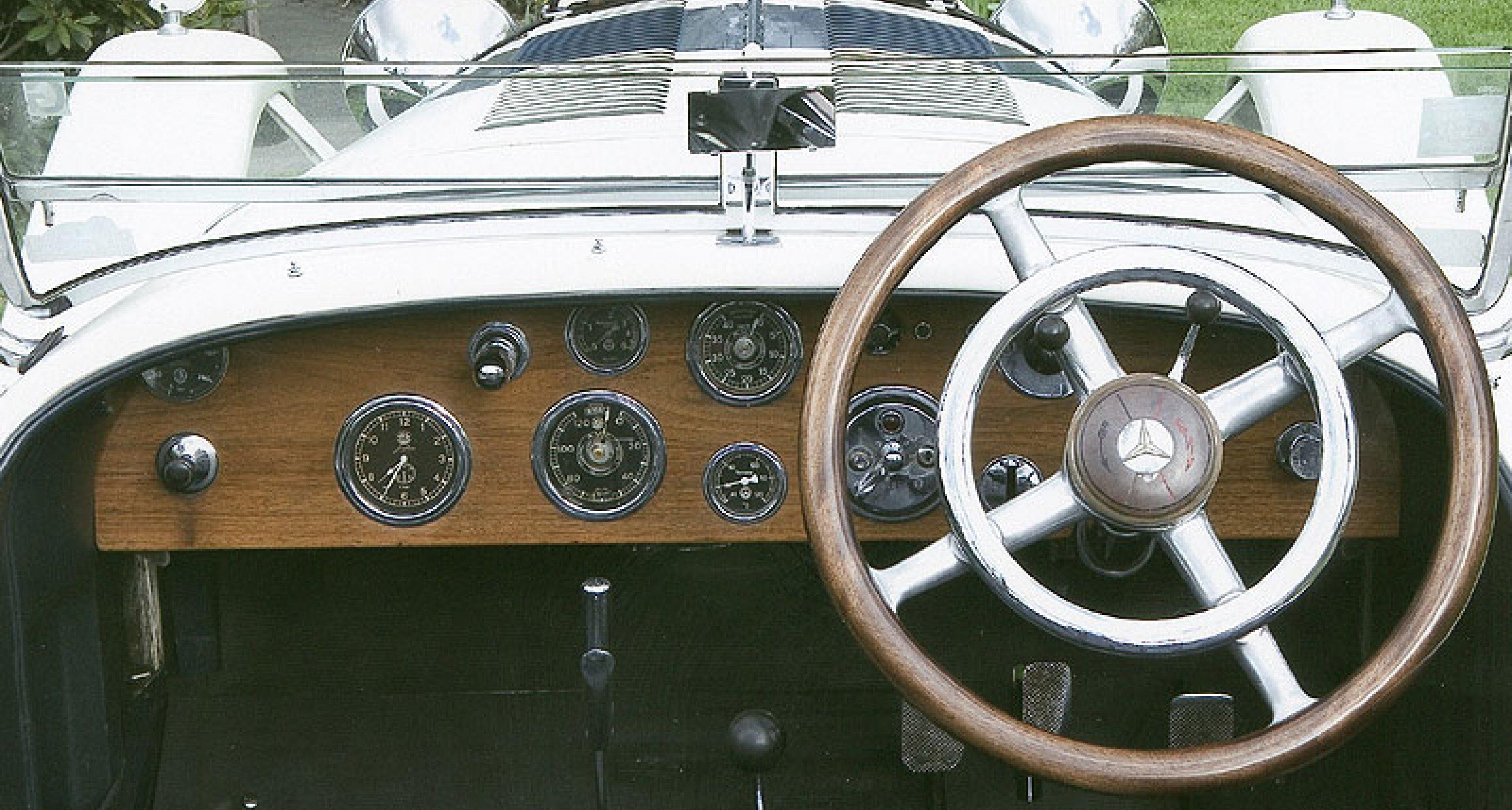 Rare Mercedes-Benz 'S' type sports tourer comes to market