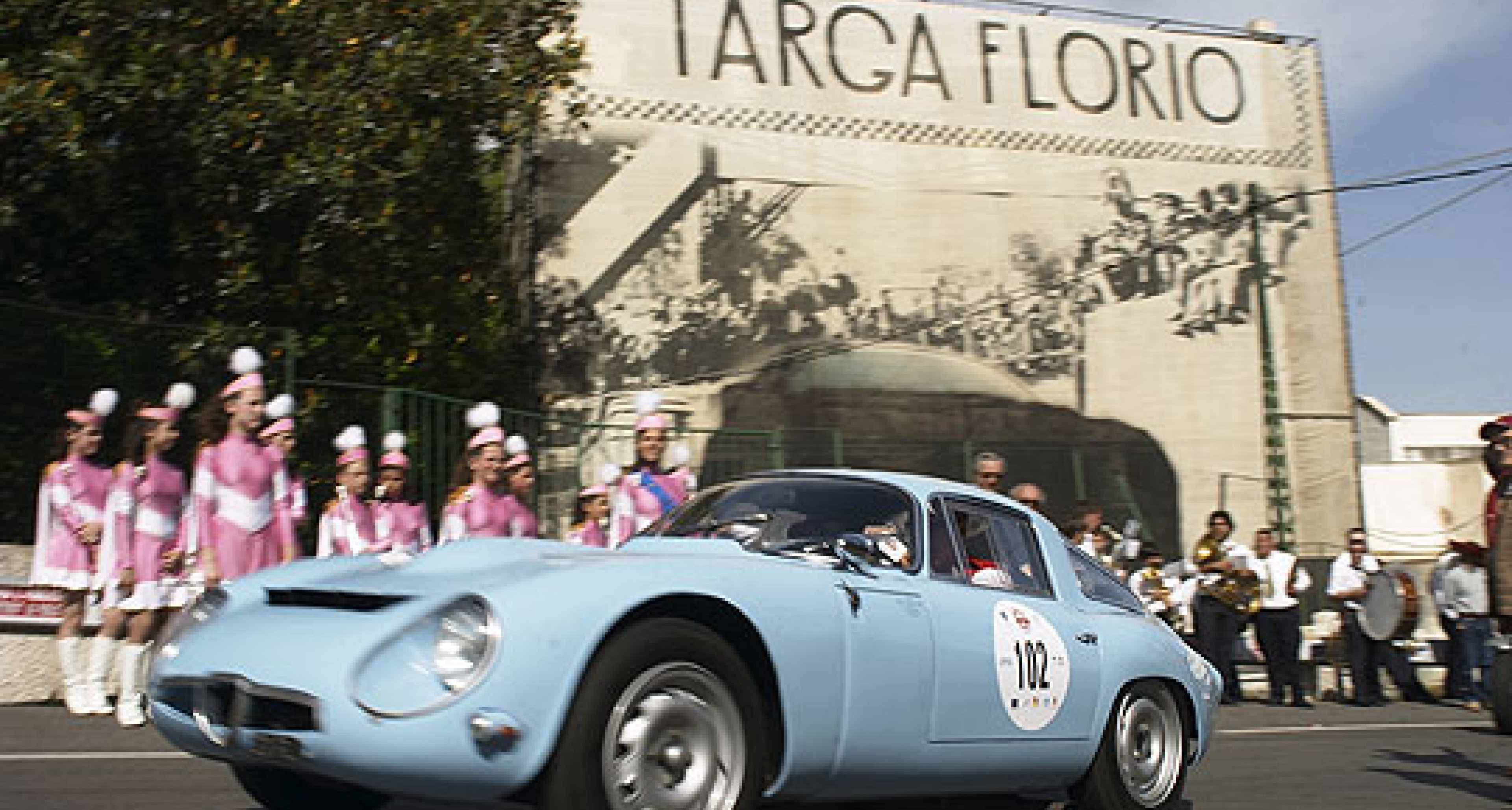 Happy Birthday Targa Florio