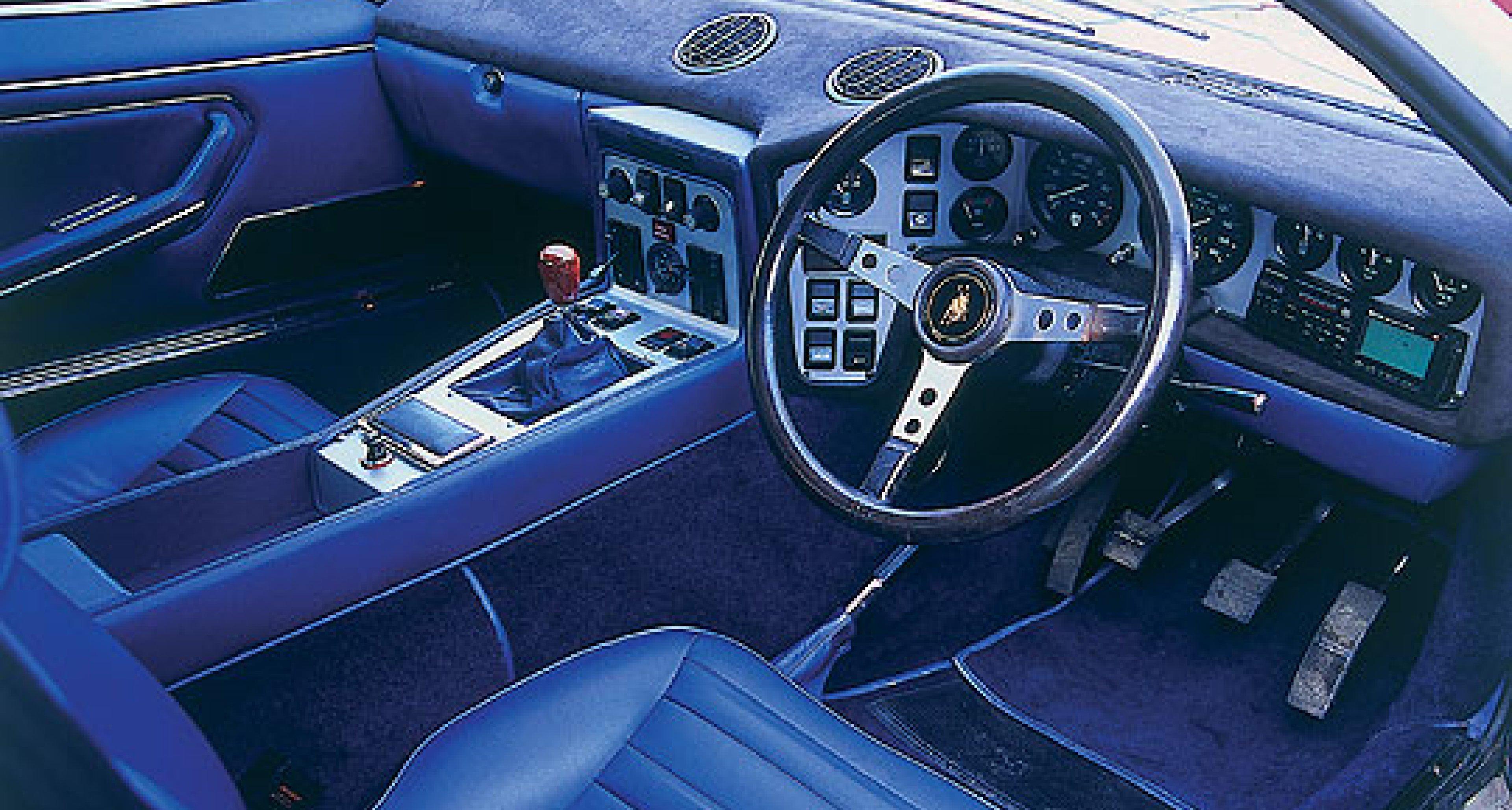 Lamborghini Espada - Extra Terrestrial