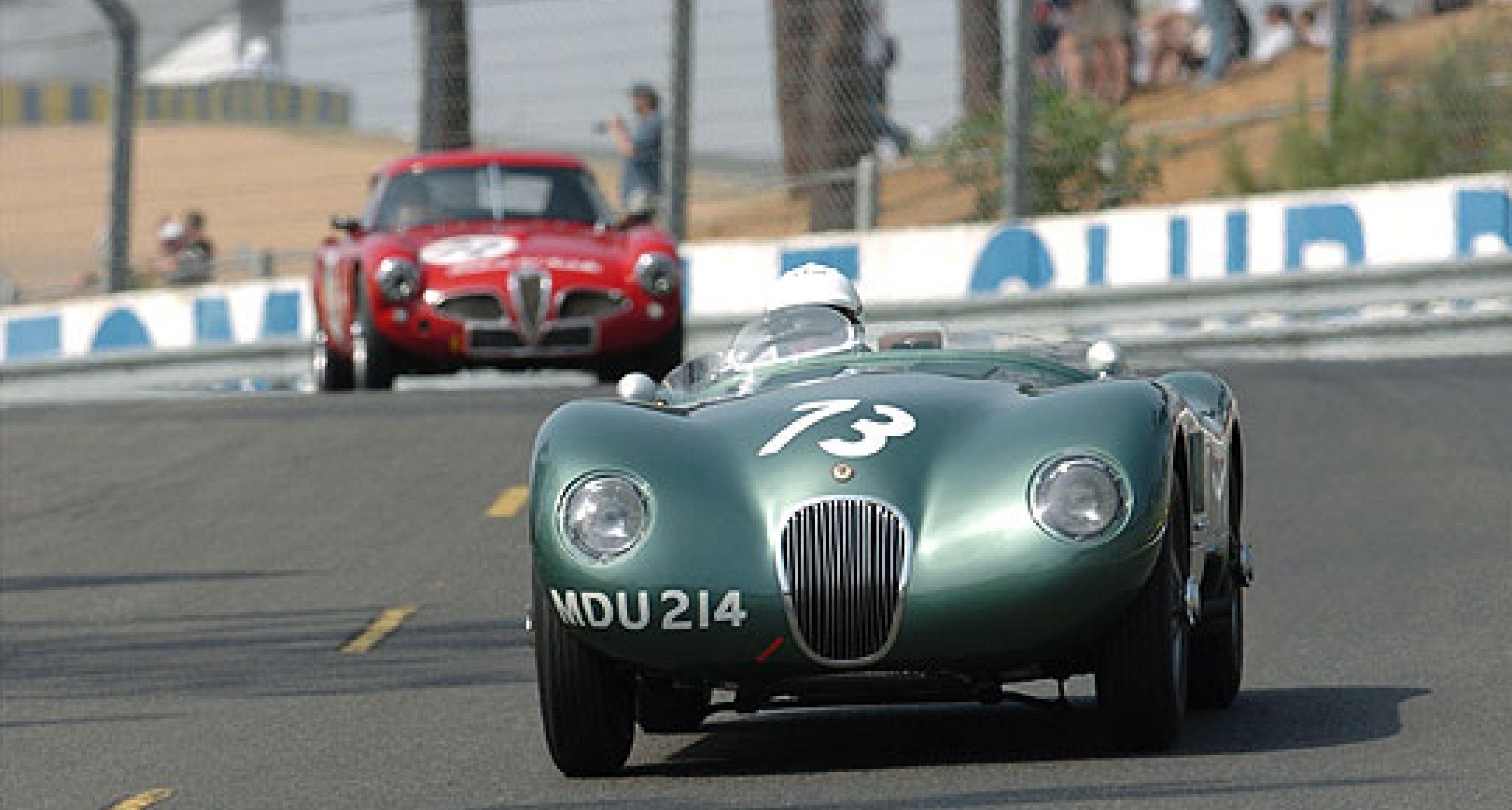 Close finishes for 2006 Le Mans Legend races