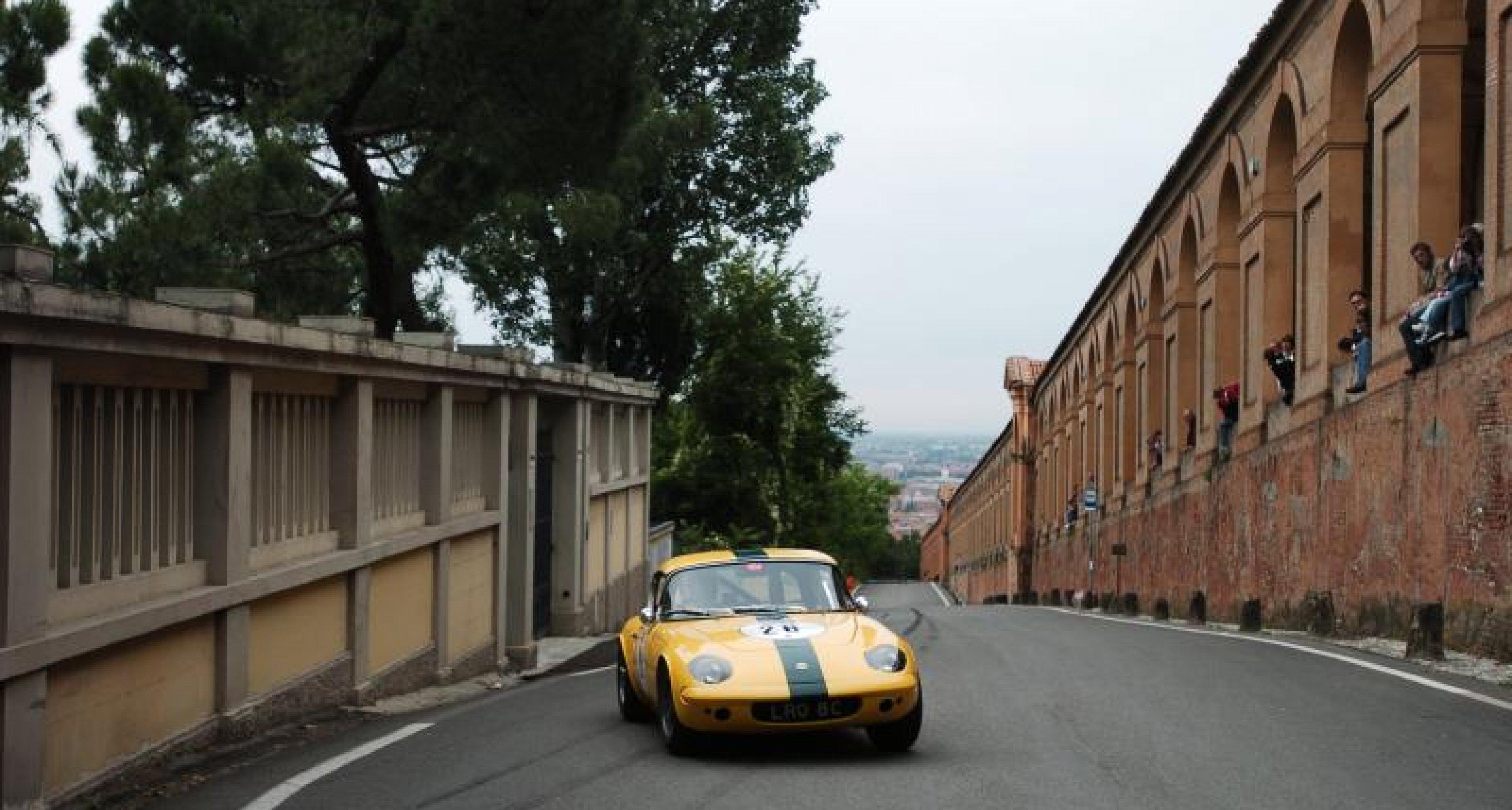 Bologna-San Luca Hillclimb 2006