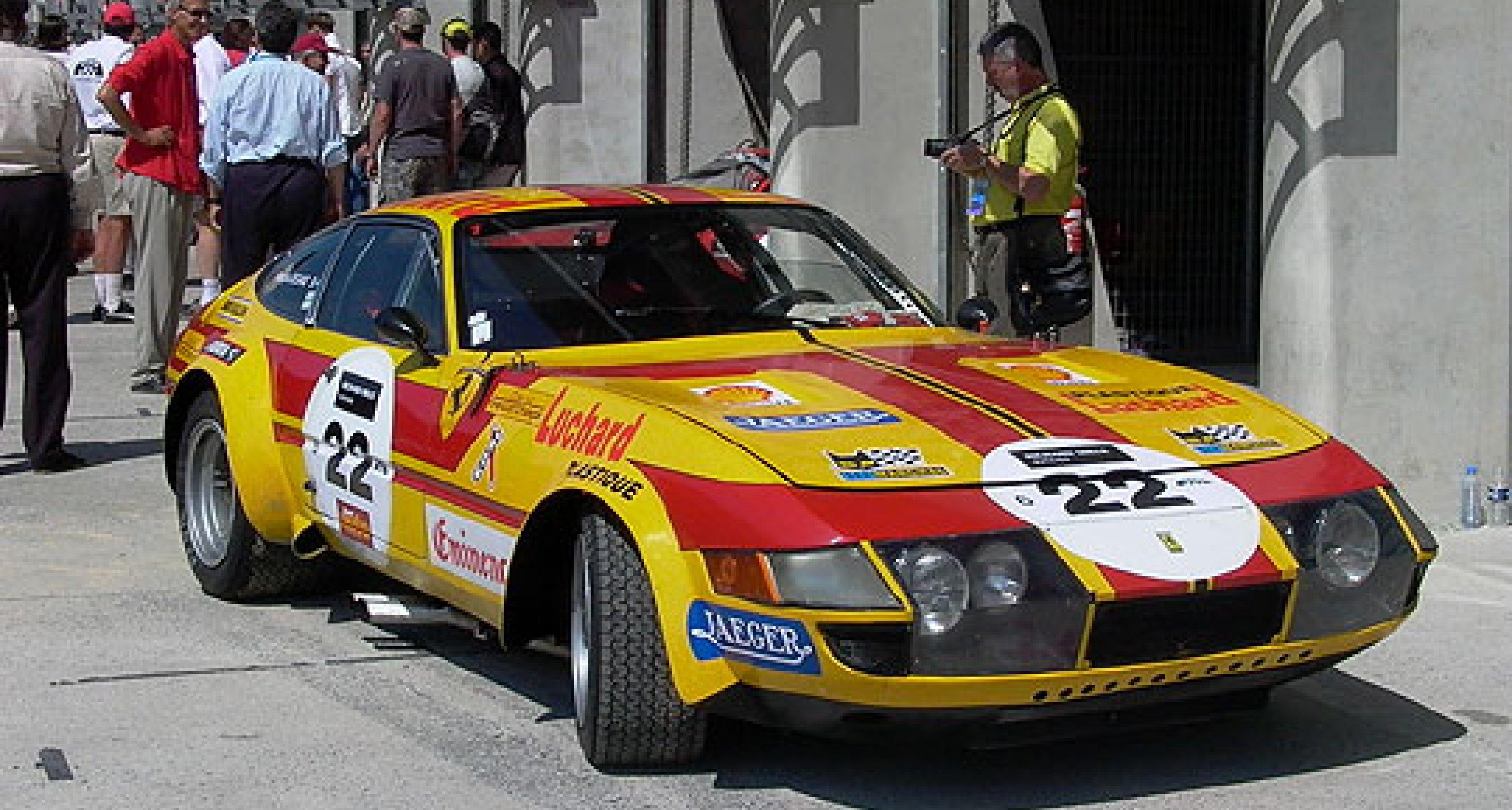 Le Mans Classic 2006 - Preview