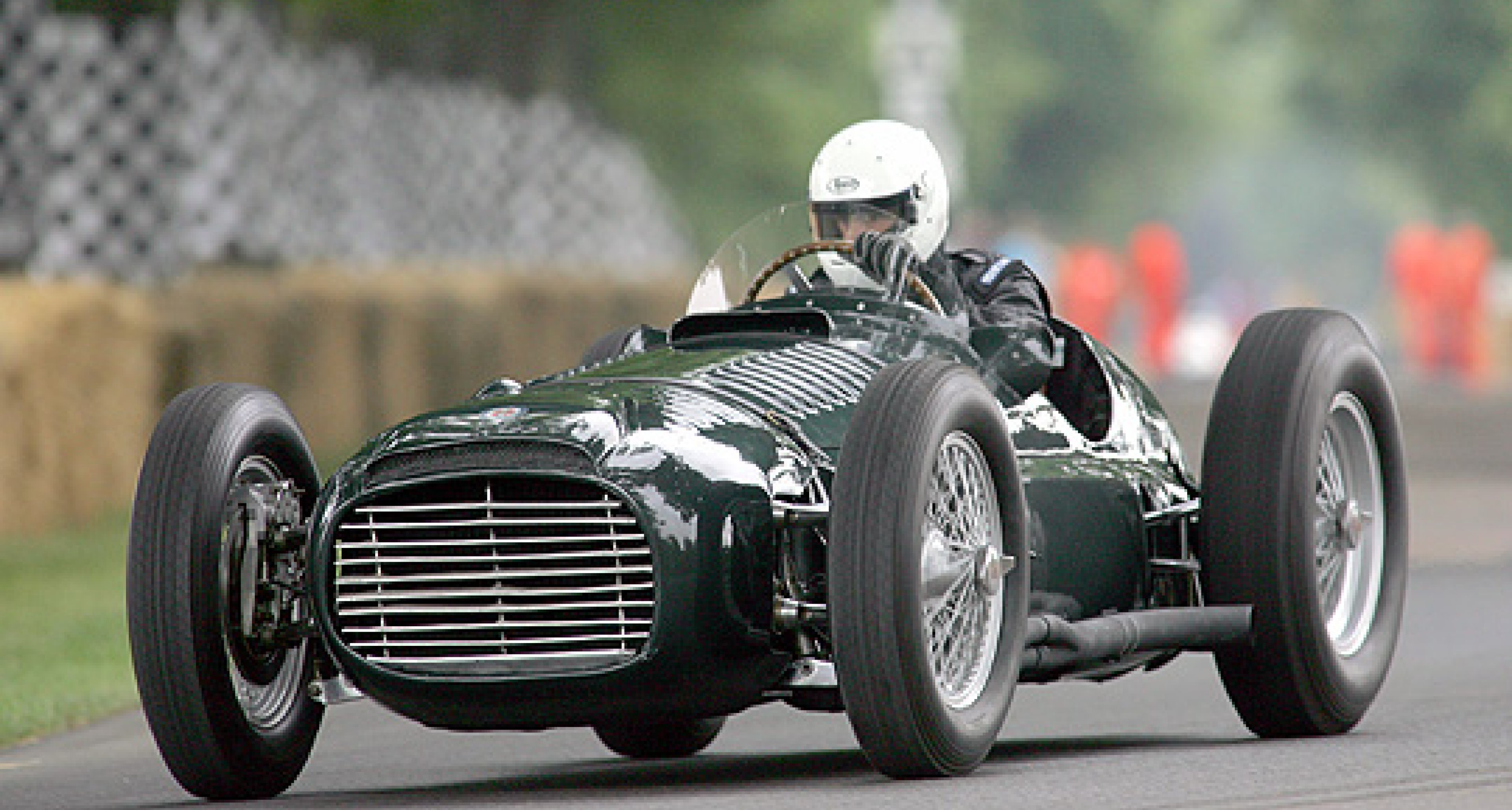 The Goodwood Festival of Speed  2006 - only a few days away