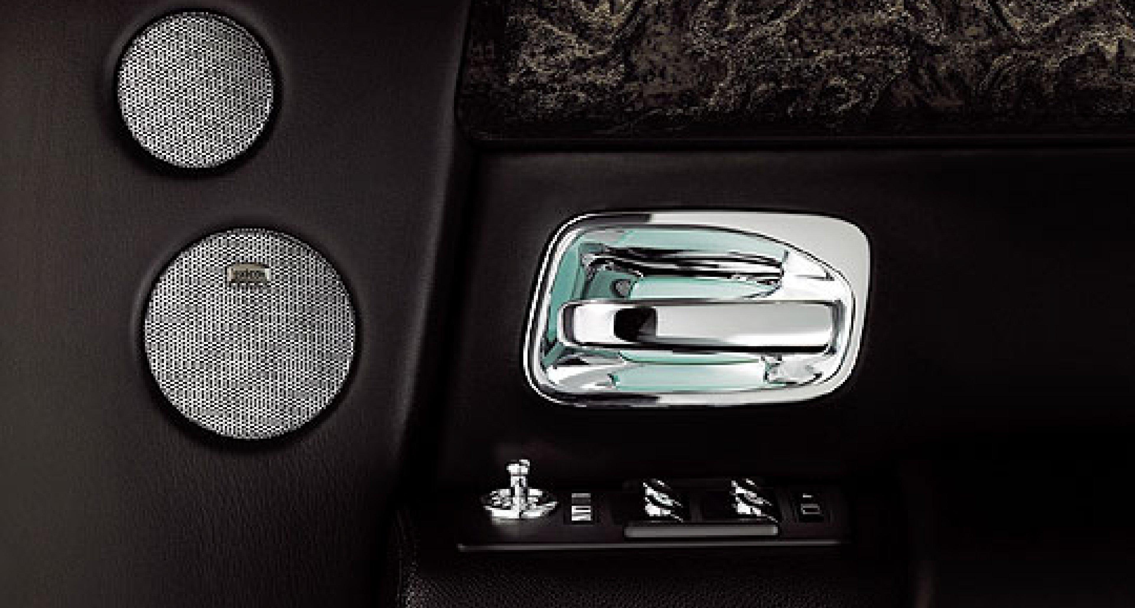 Rolls-Royce 'Phantom Black'