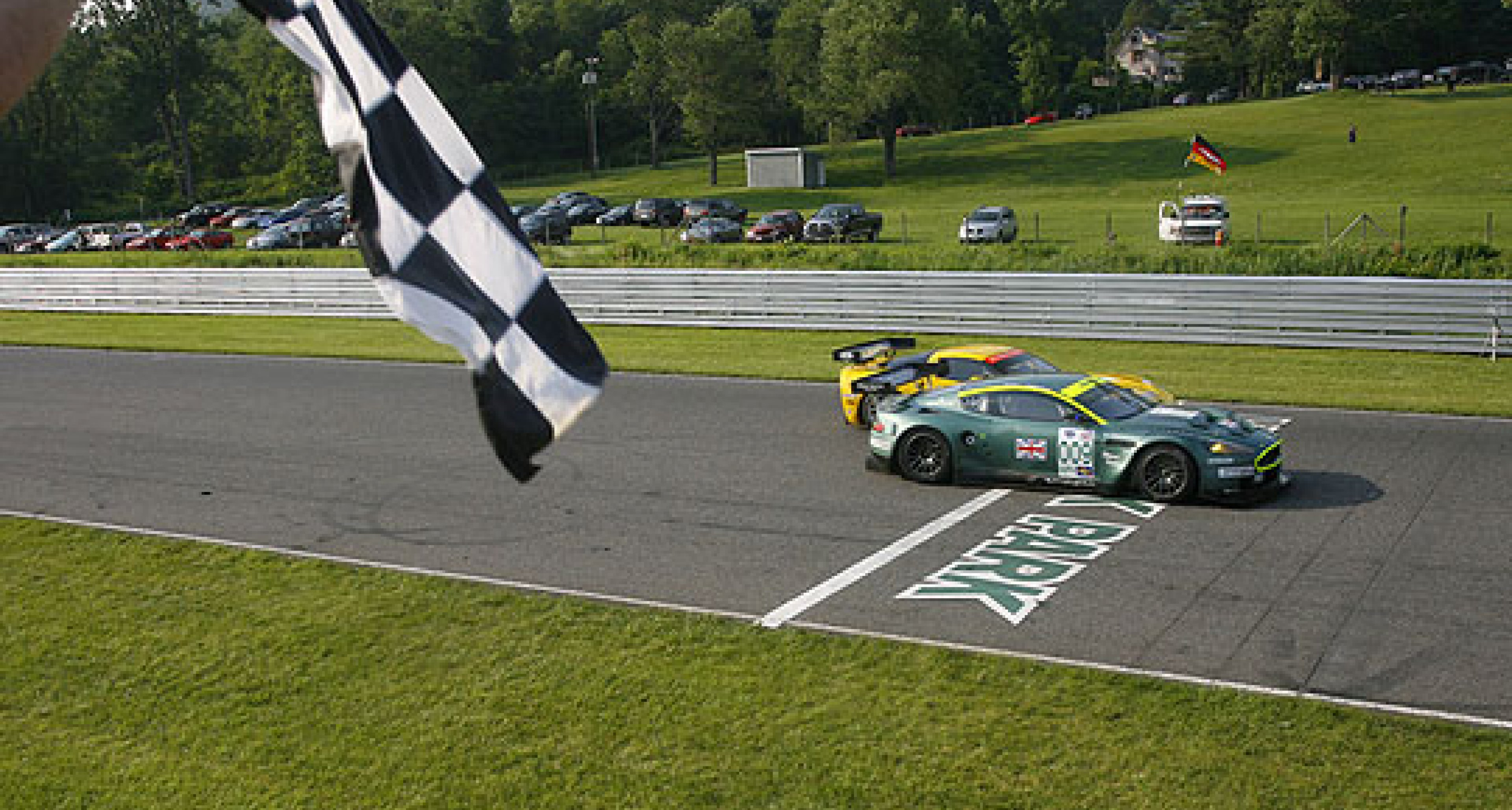 DBR9s victorious in the USA
