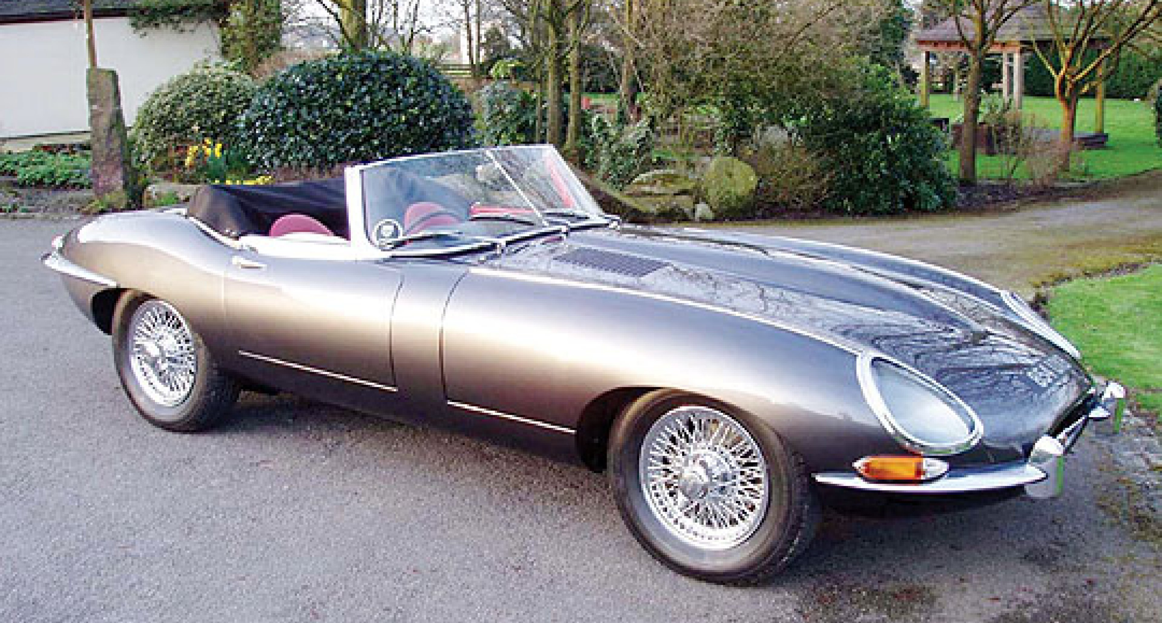 H&H to sell rare ex-Works Healey Silverstone