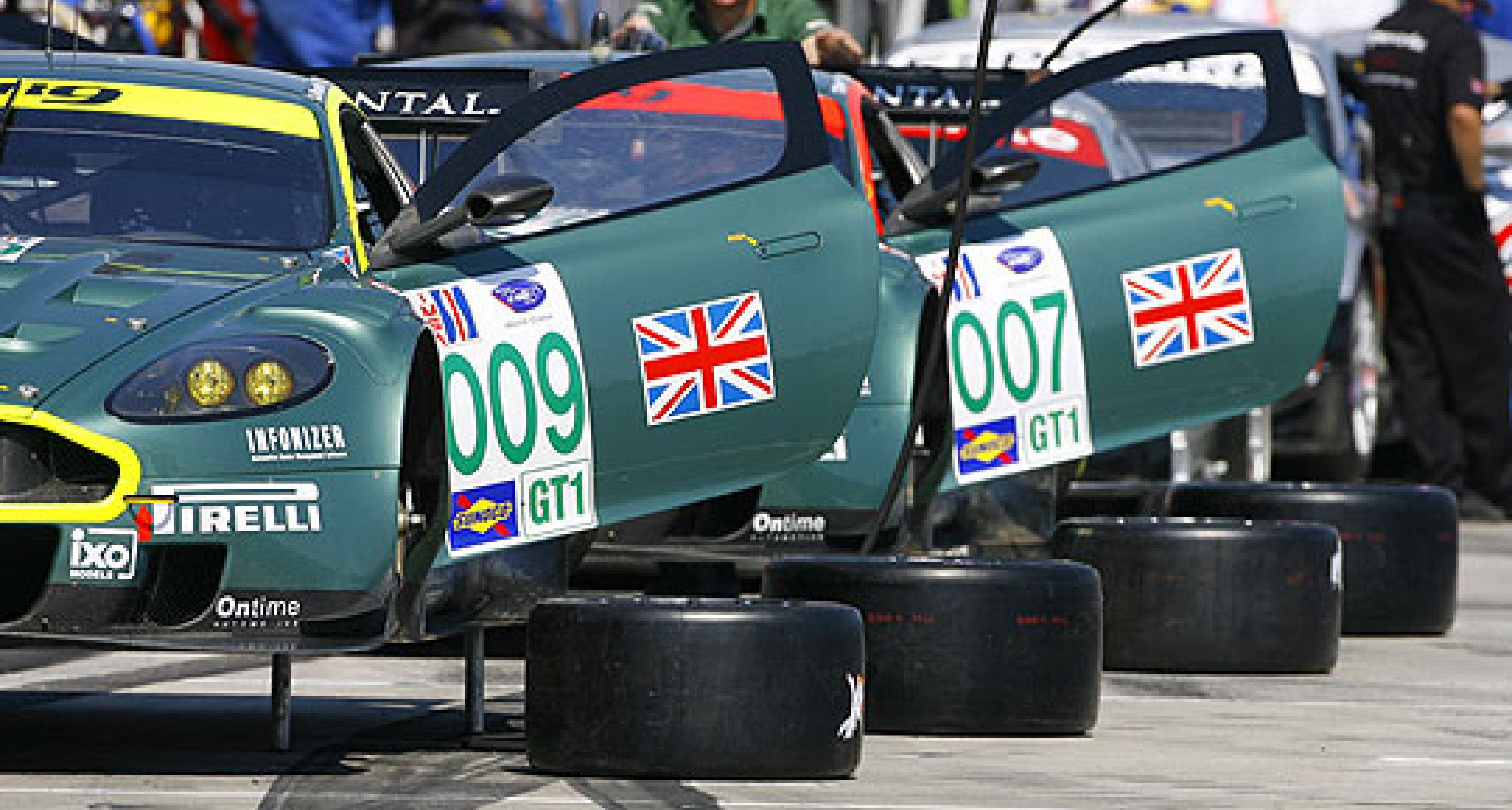 DBR9s Triumphant in US
