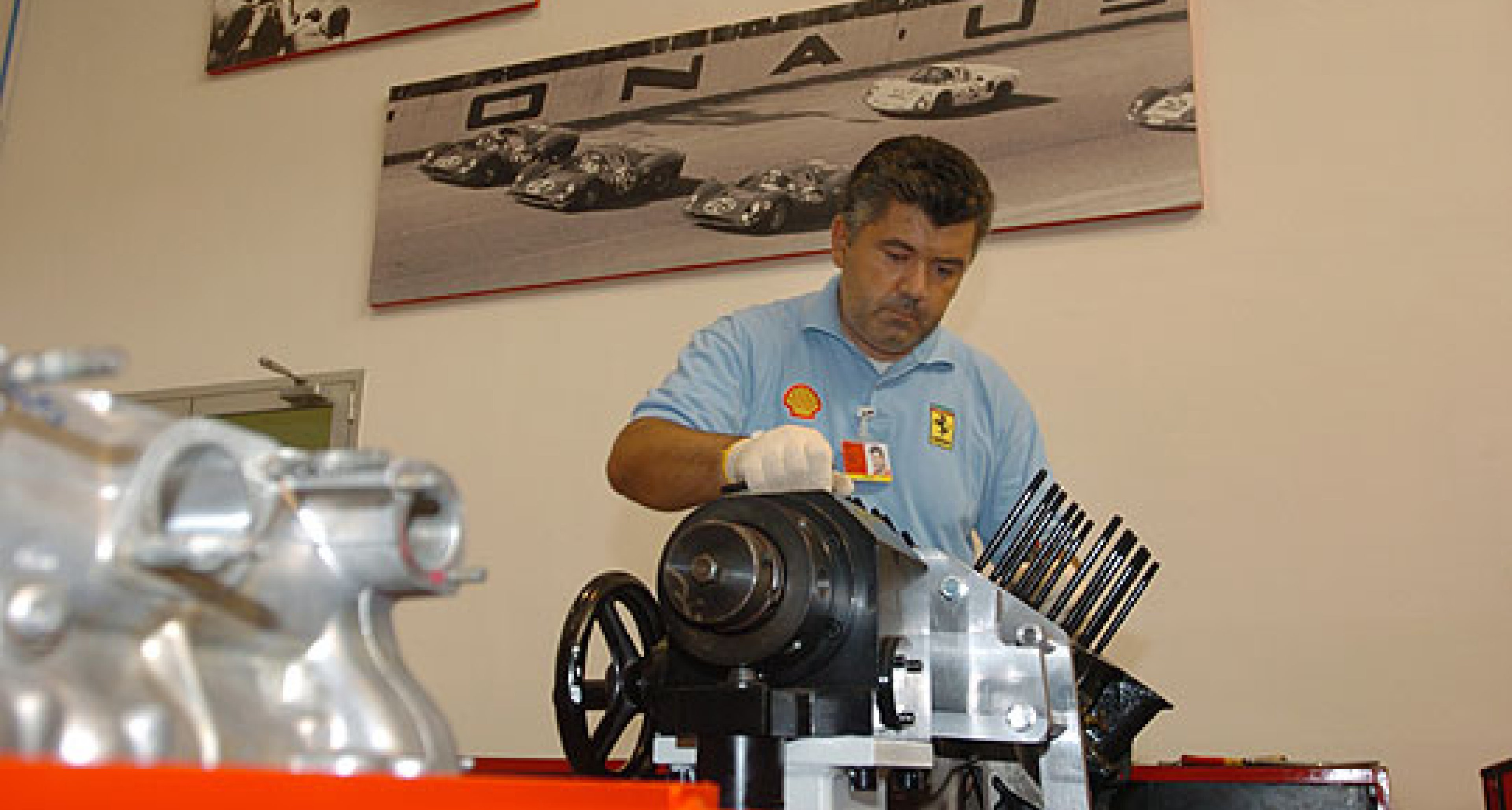The new Ferrari Classiche division