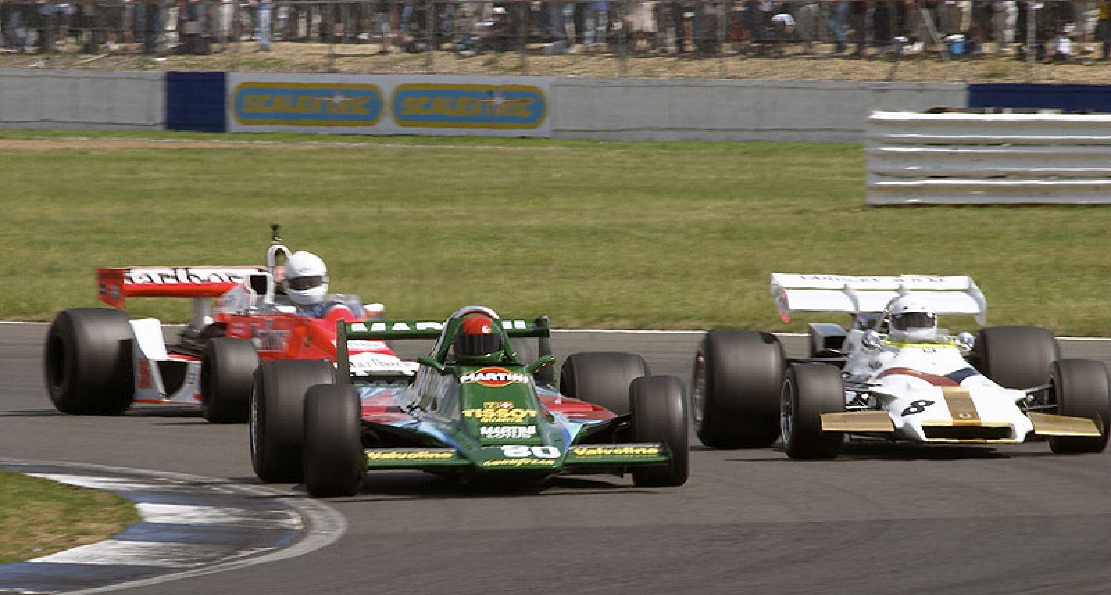 The Silverstone Classic 2006