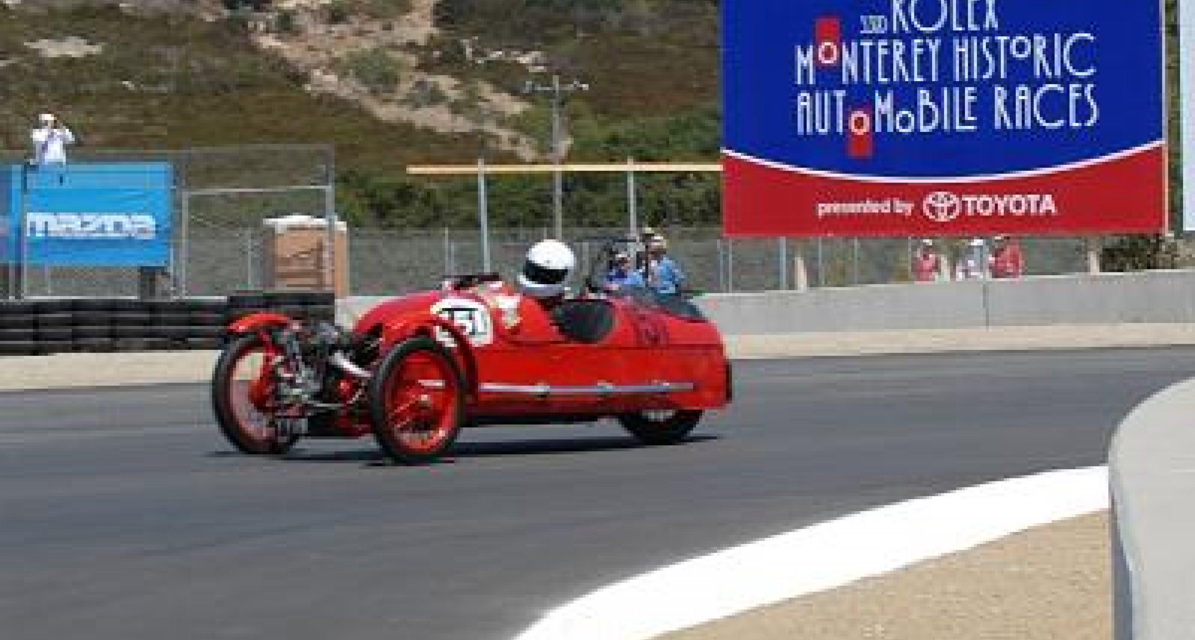 Rolex Monterey Historics 2006