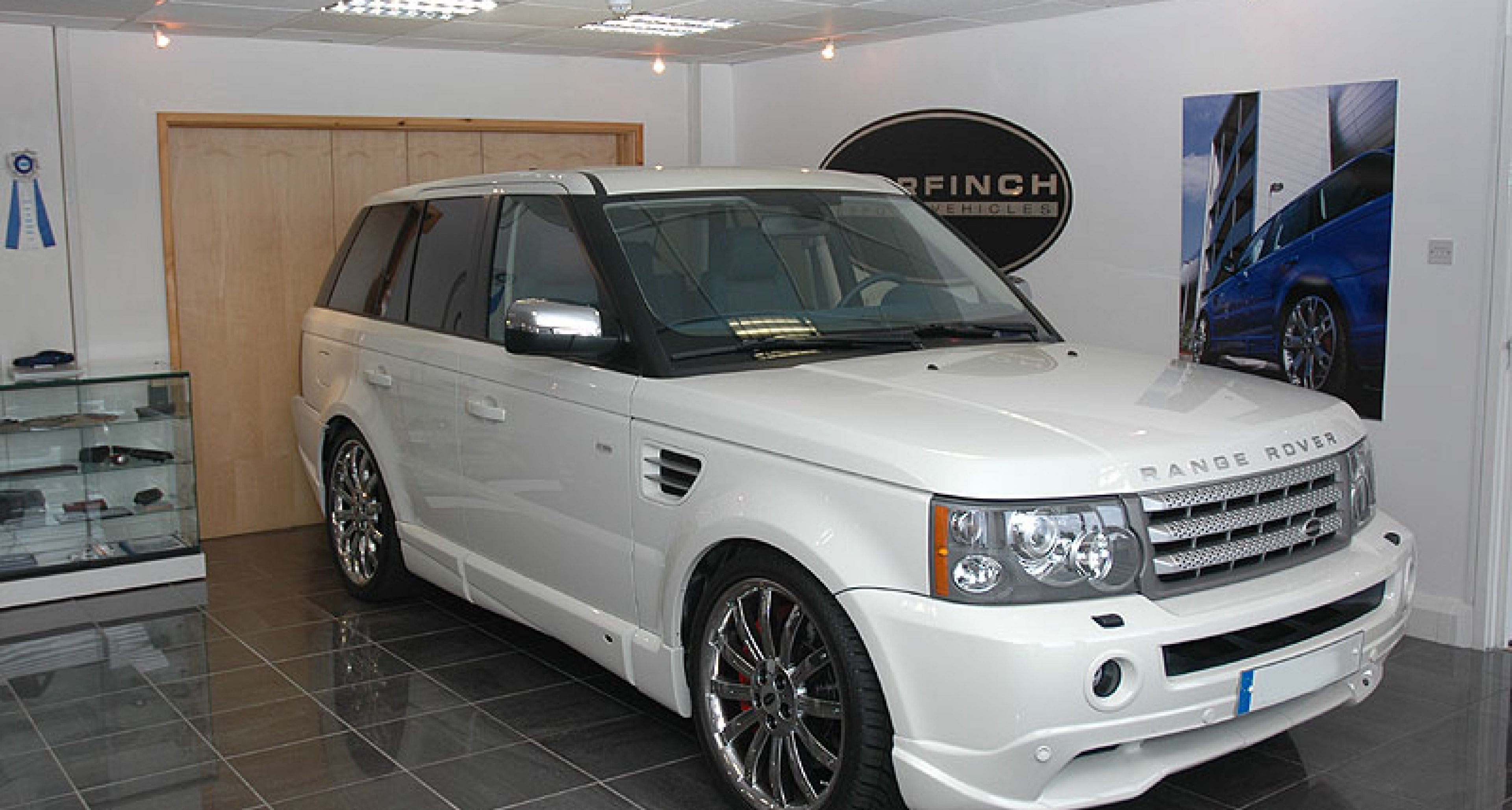 Range Rover Overfinch >> Overfinch Range Rover Sport Classic Driver Magazine