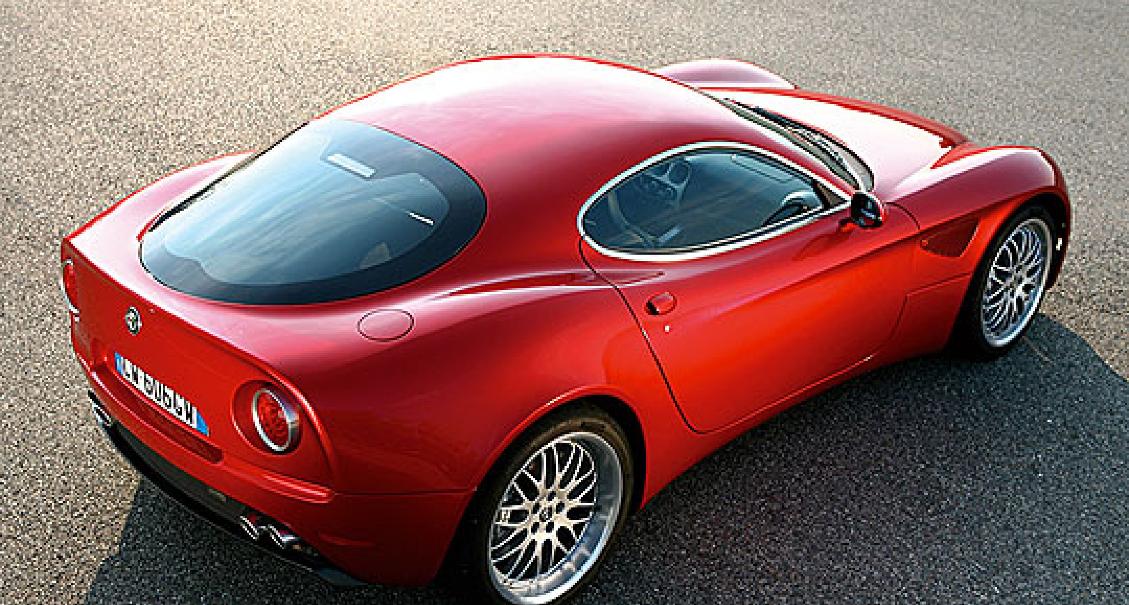 8C Competizione gets green light for production and will be at Paris