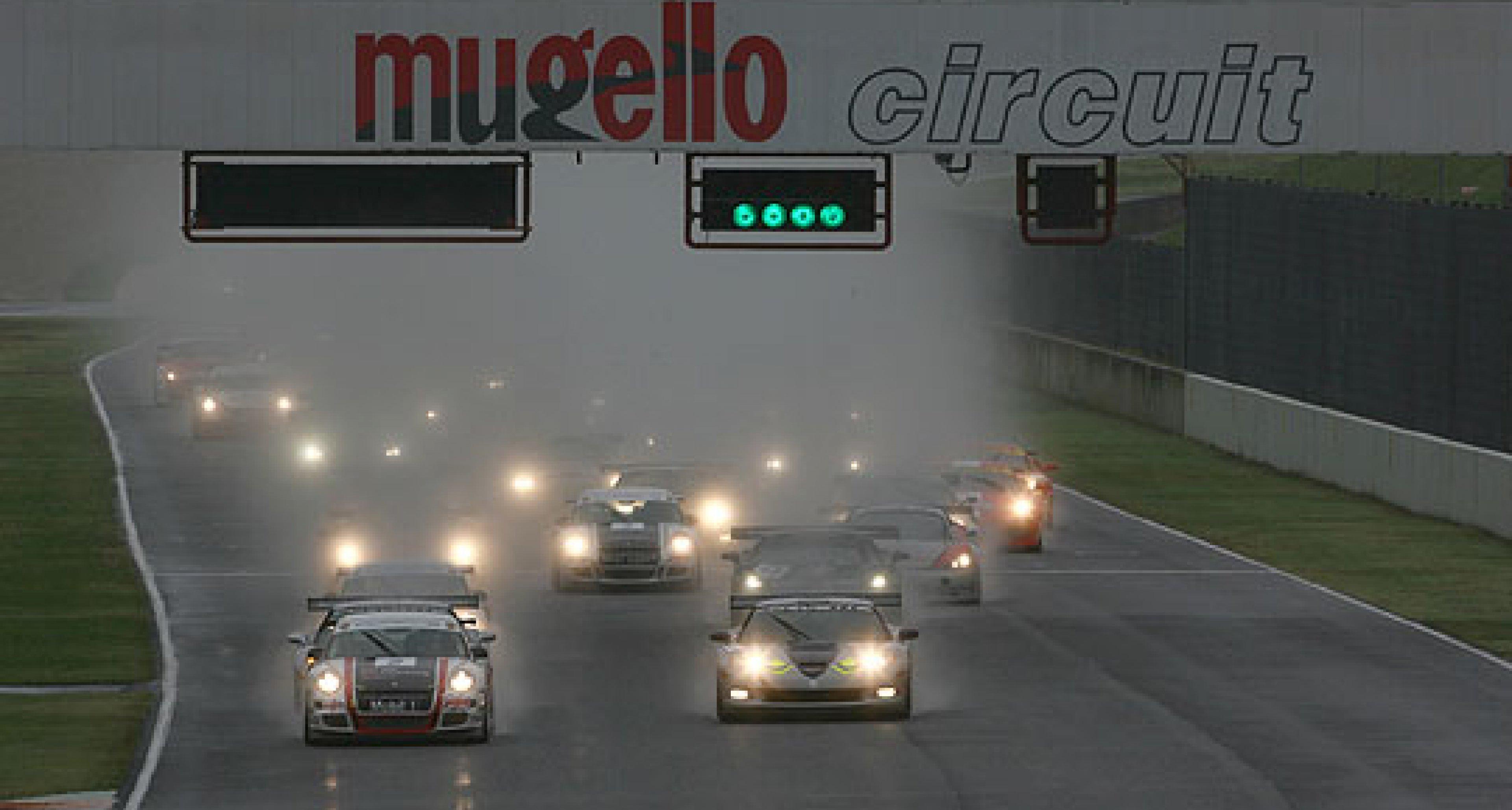 Aston Martin take FIA GT win at Mugello