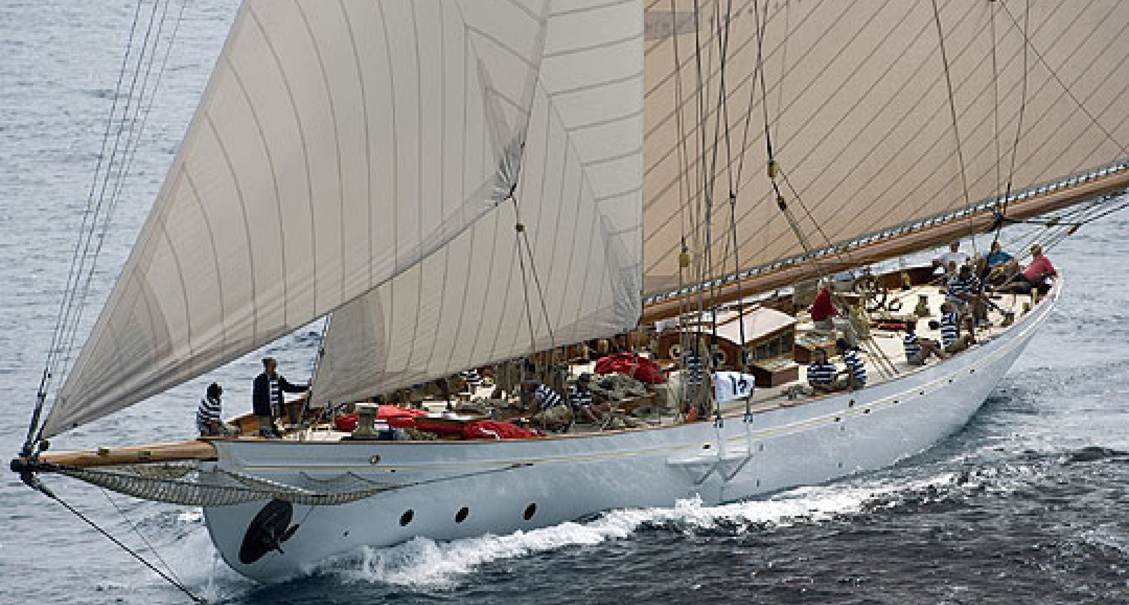 The Imperia Vintage Yachts Meeting