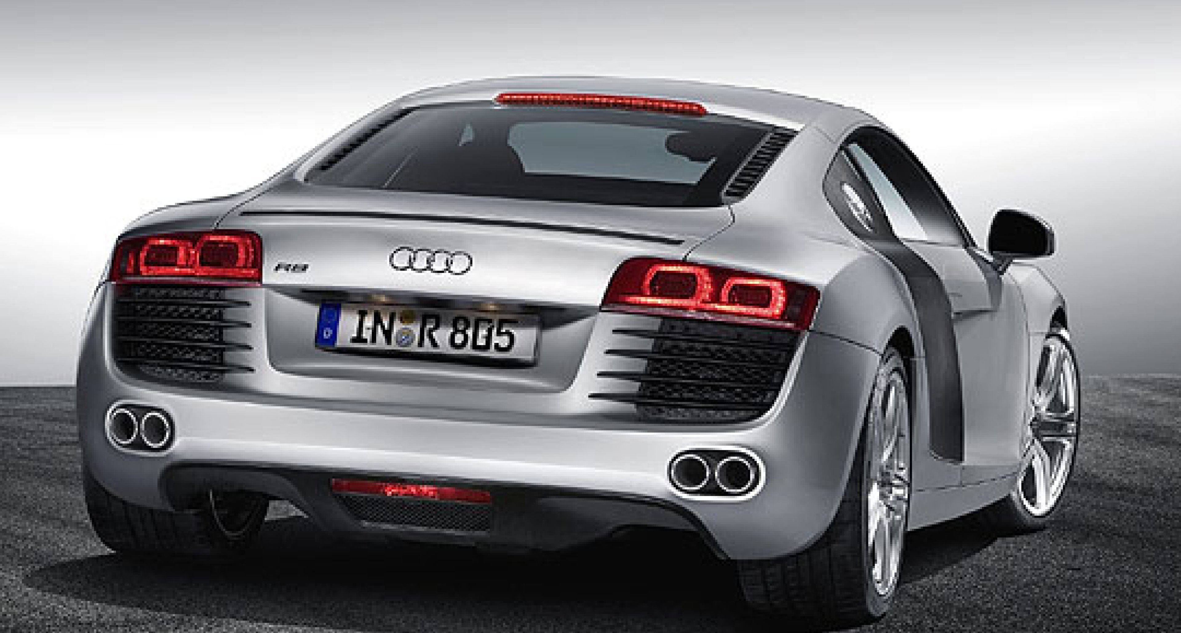 Audi's mid-engined GT revealed in Paris