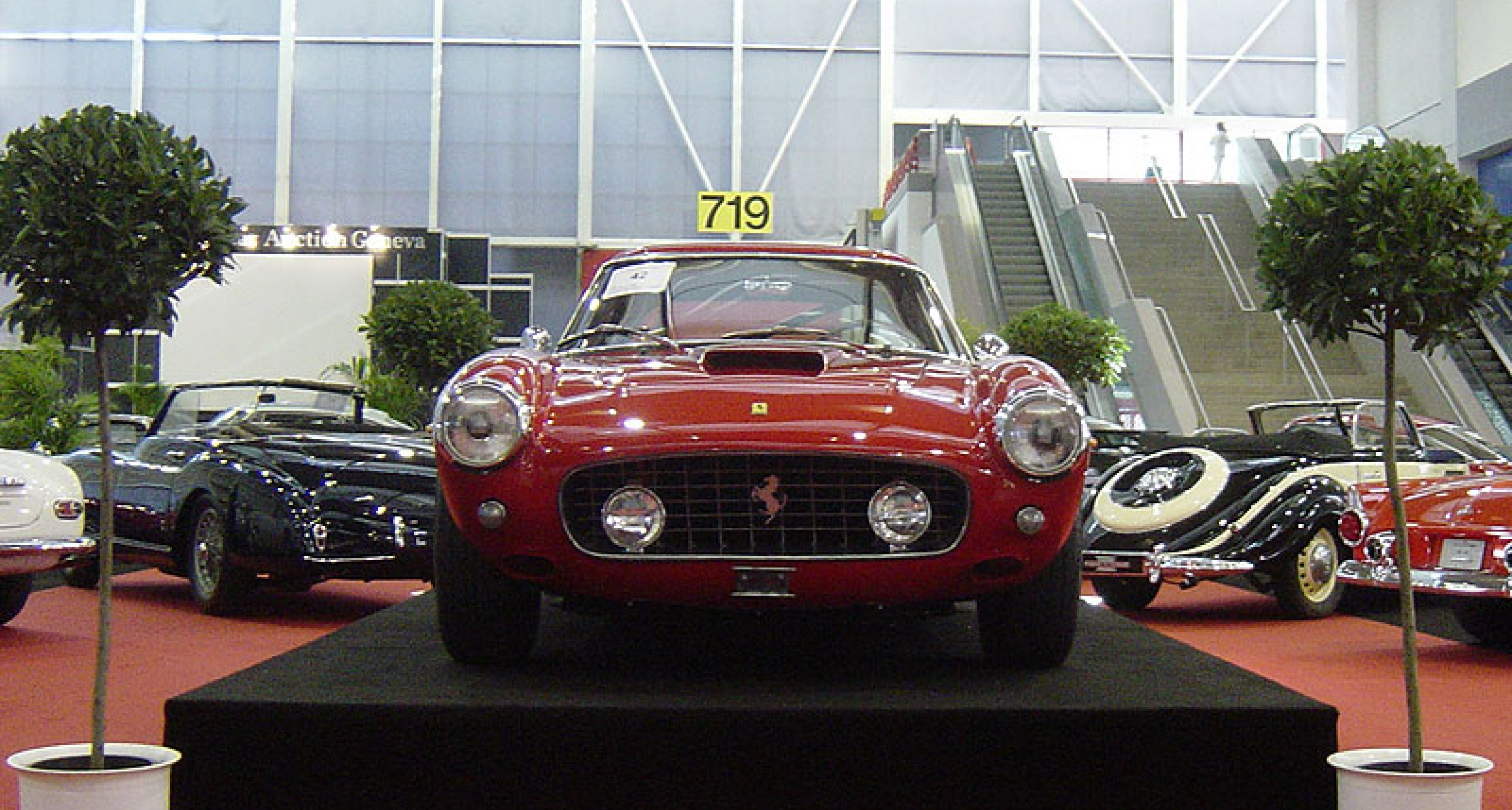 The Sportscar Auction Geneva 7th October 2006 - Review