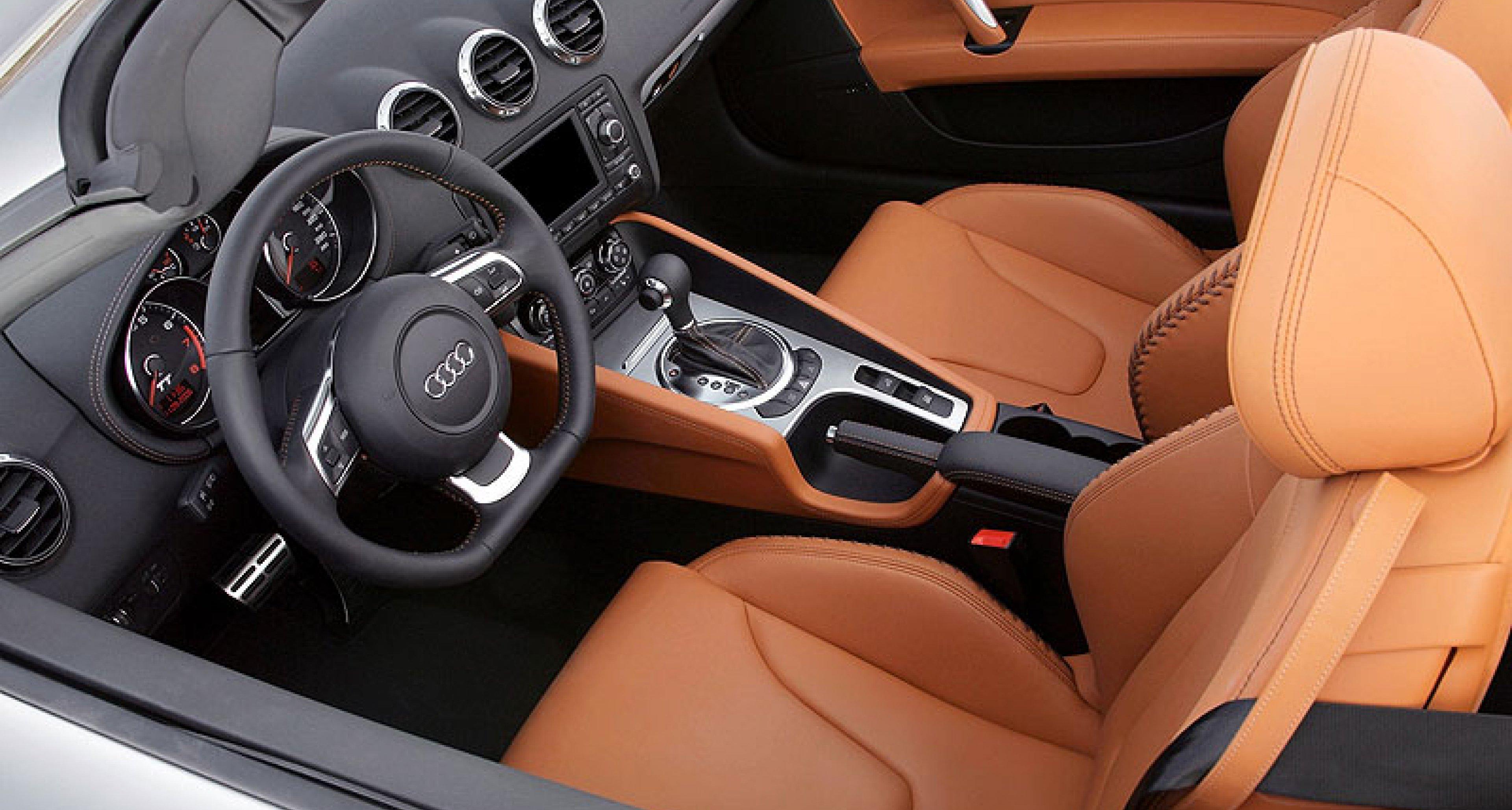 Audi TT Roadster – schneller Nachschlag