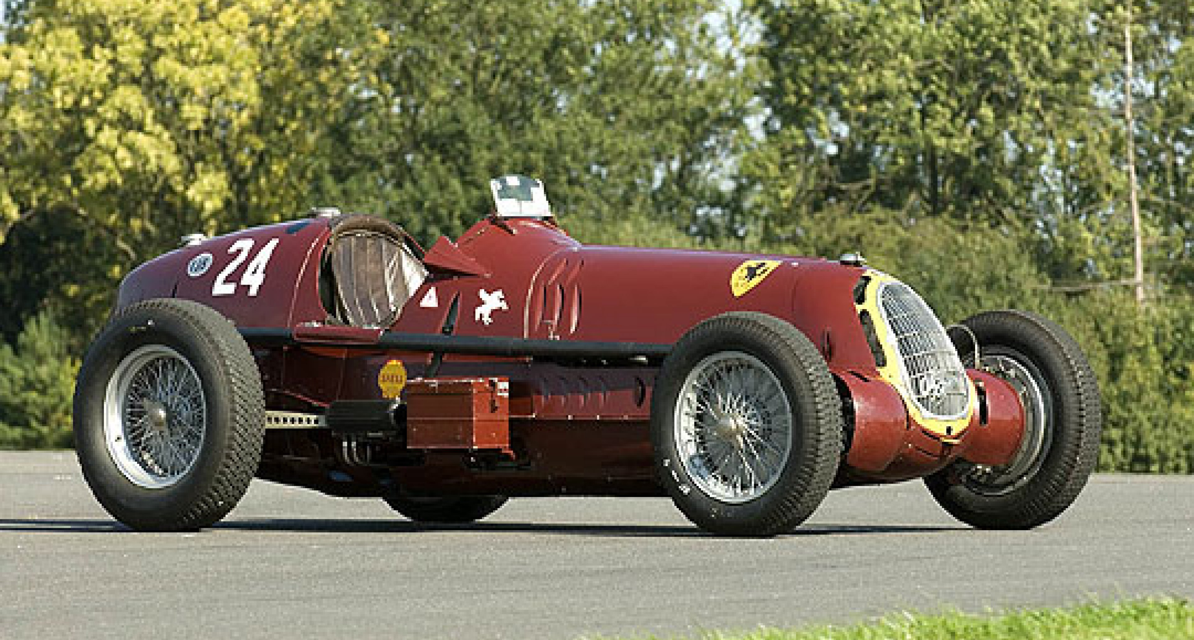 New GP Euro Series for historic cars for 2007