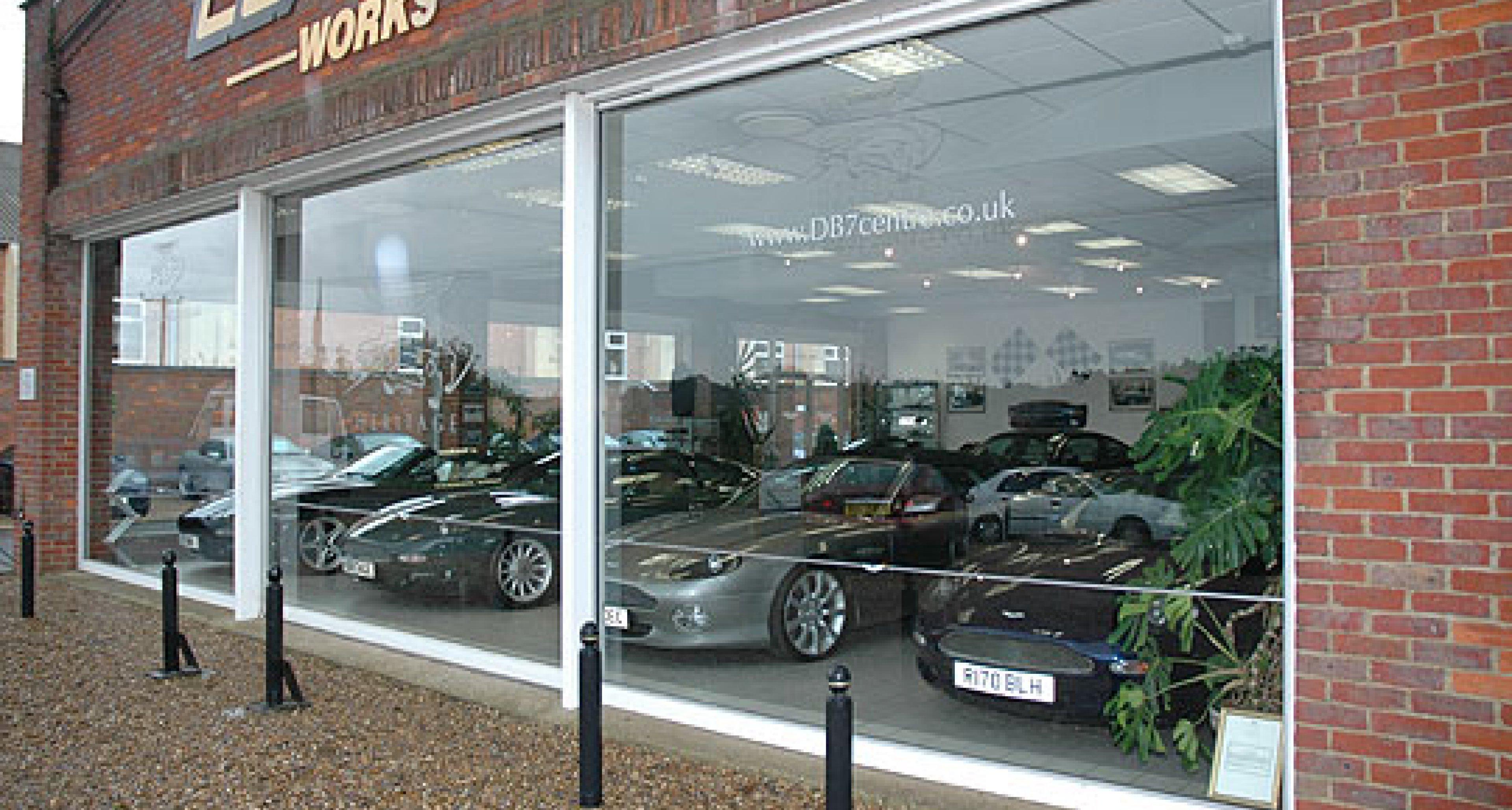 Classic Driver Dealer: The Chiltern Aston Centre