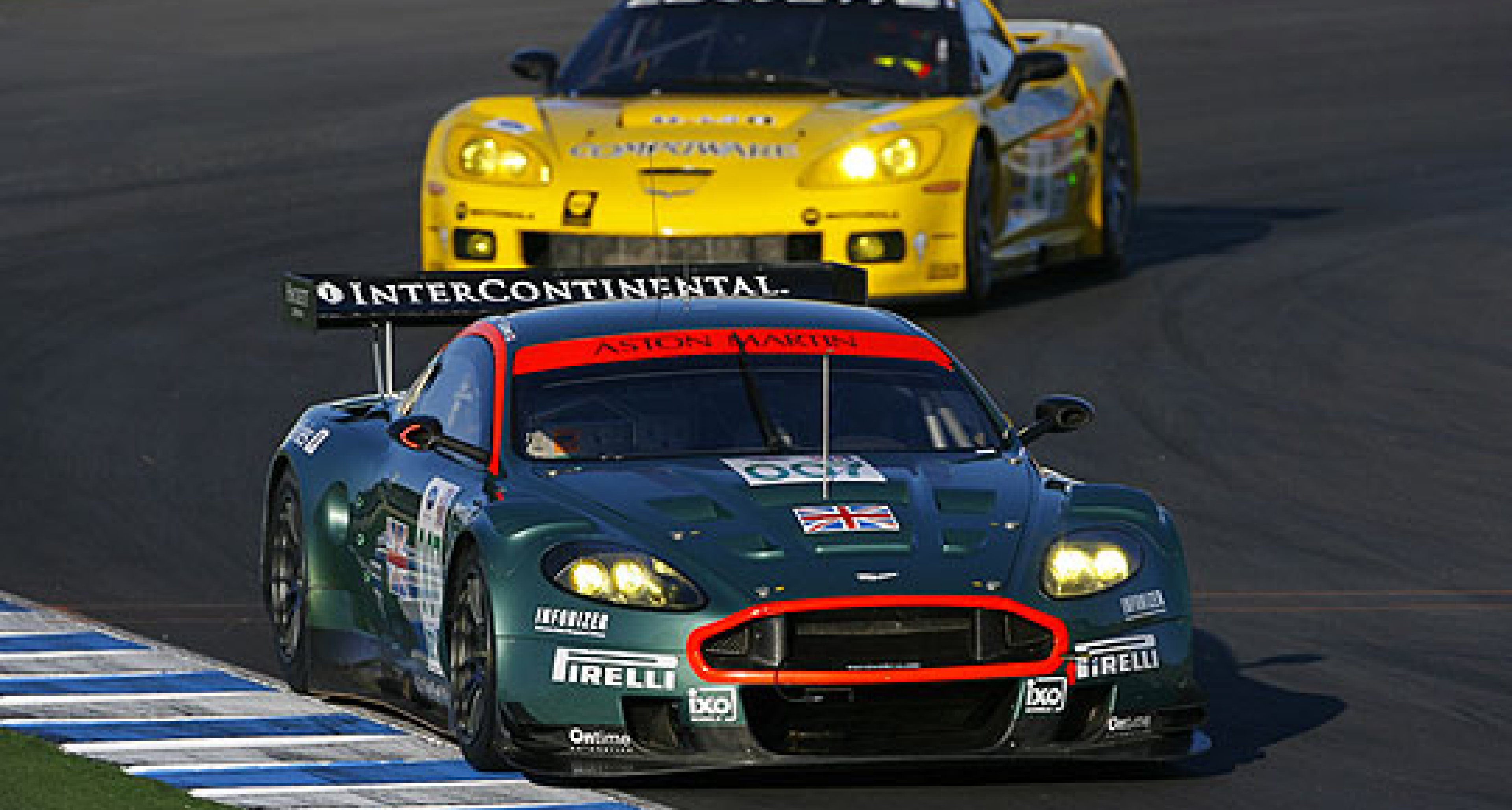 Monterey: Fifth win of the year for Aston Martin in ALMS