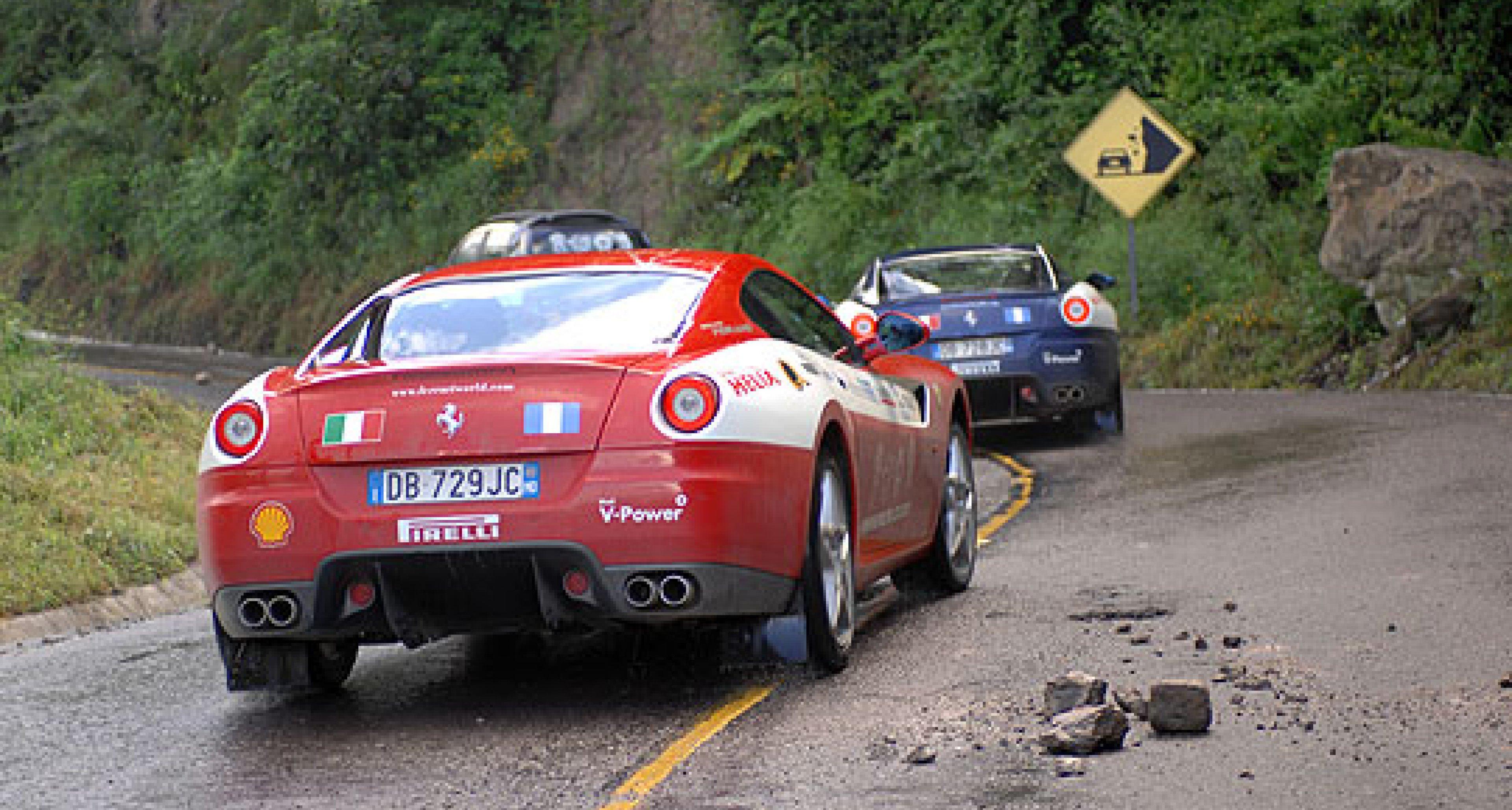 Ferrari Panamerican 20,000 - the latest news
