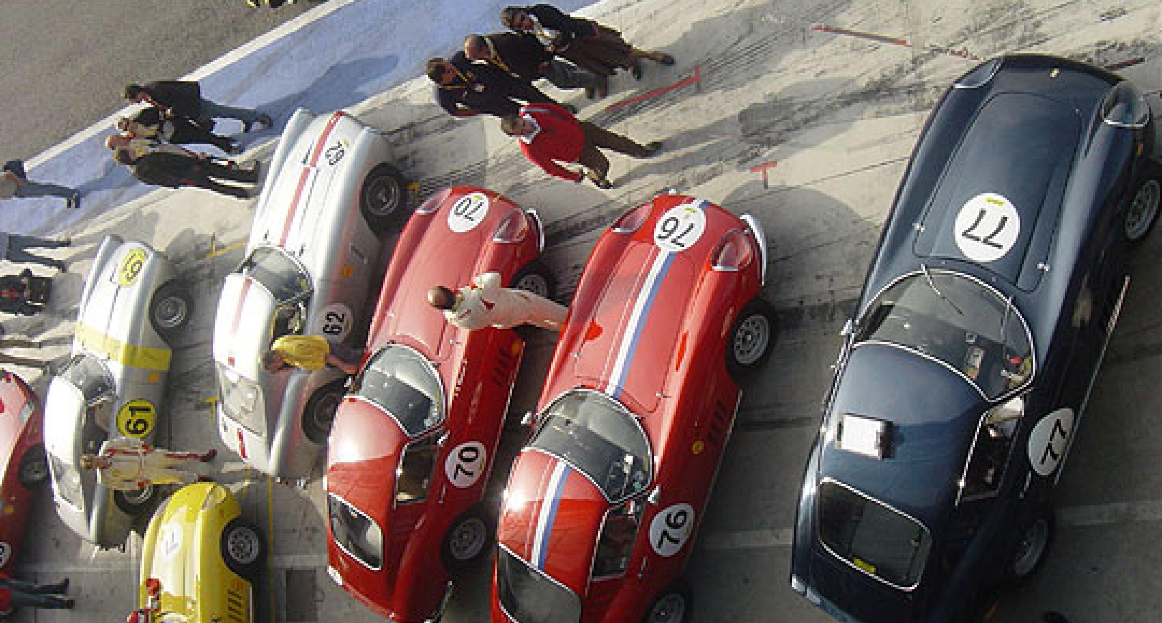 Shell Ferrari Historic Challenge - Monza 2006