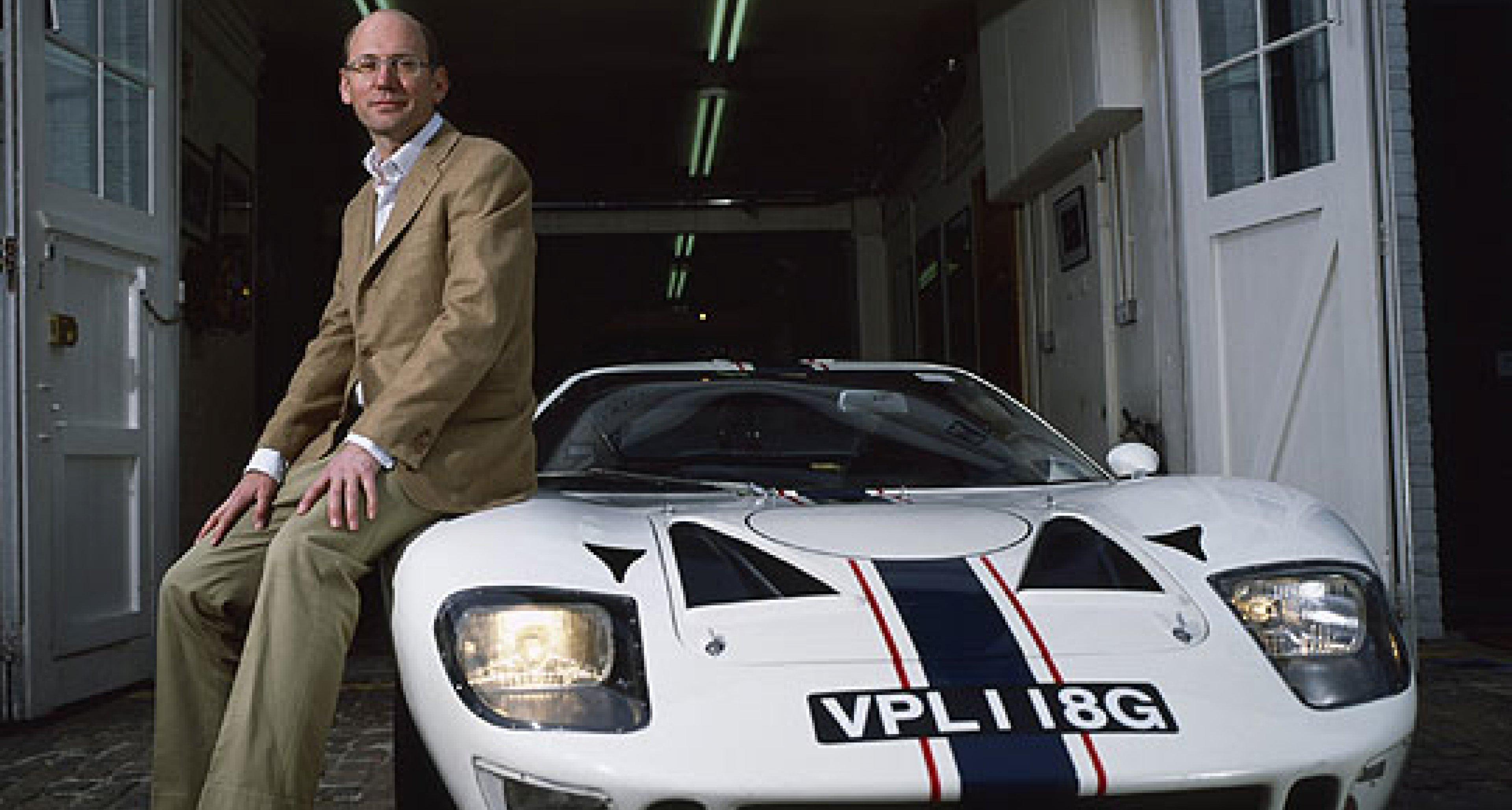 Classic Driver Dealer: Gregor Fisken