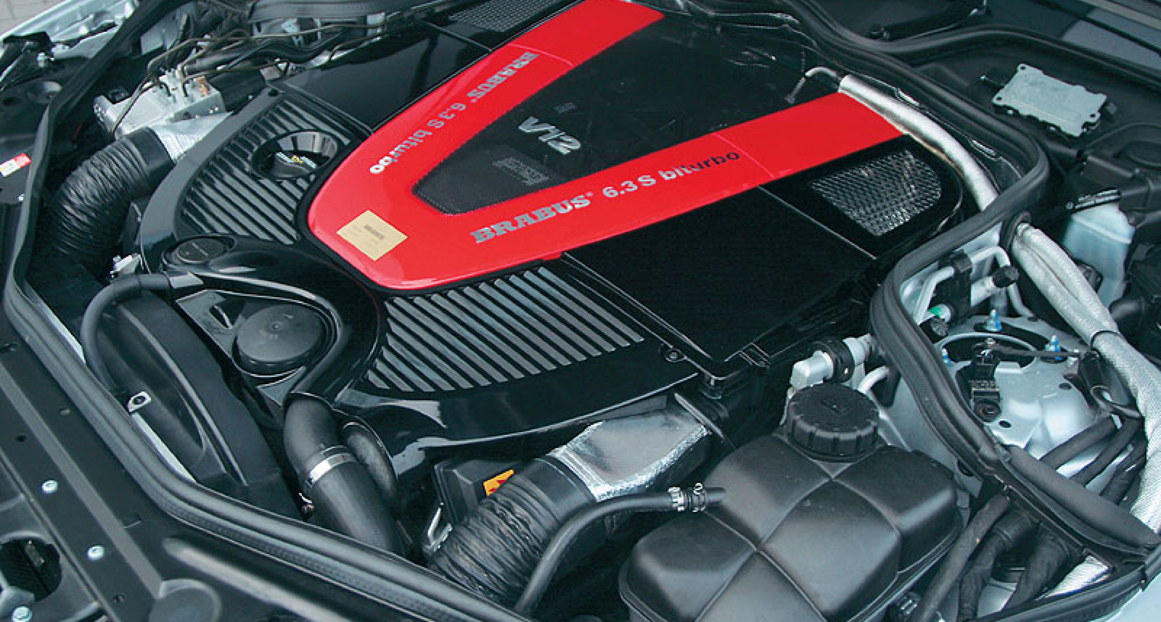 The BRABUS Tuning Programme for the new Mercedes CL Coupe