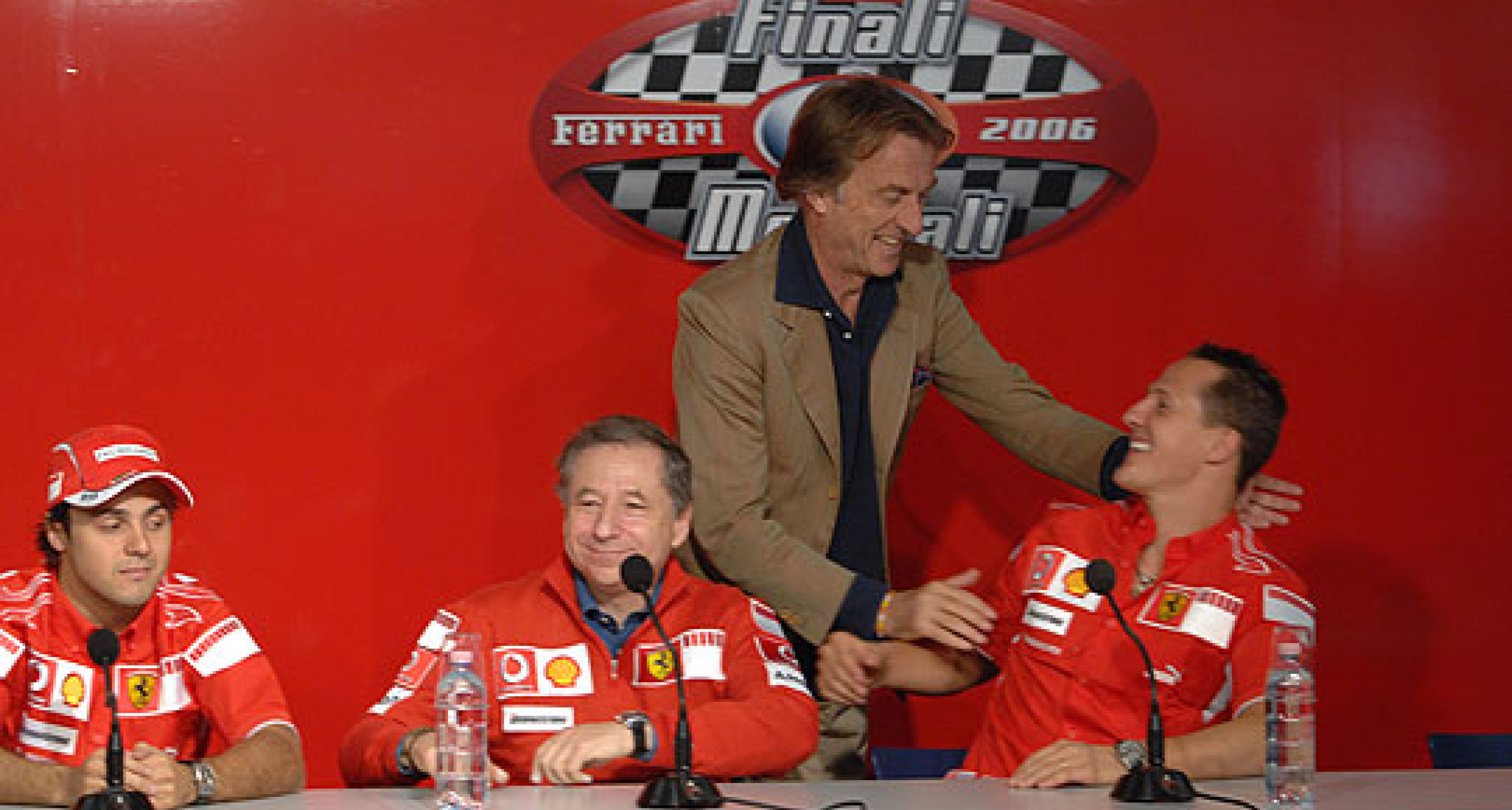The 2006 Ferrari World Finals