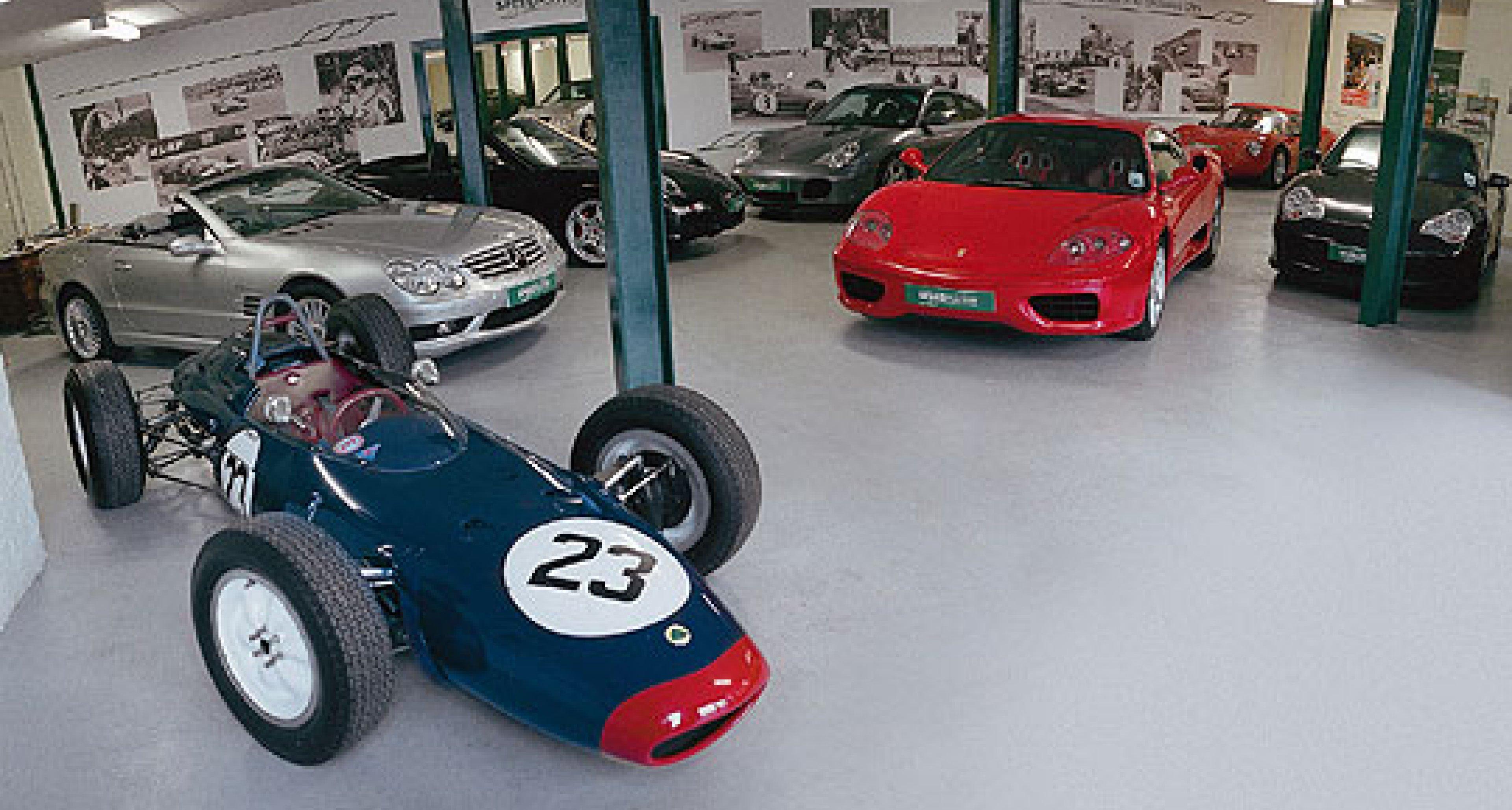 Classic Driver Dealer: Speedmaster Cars