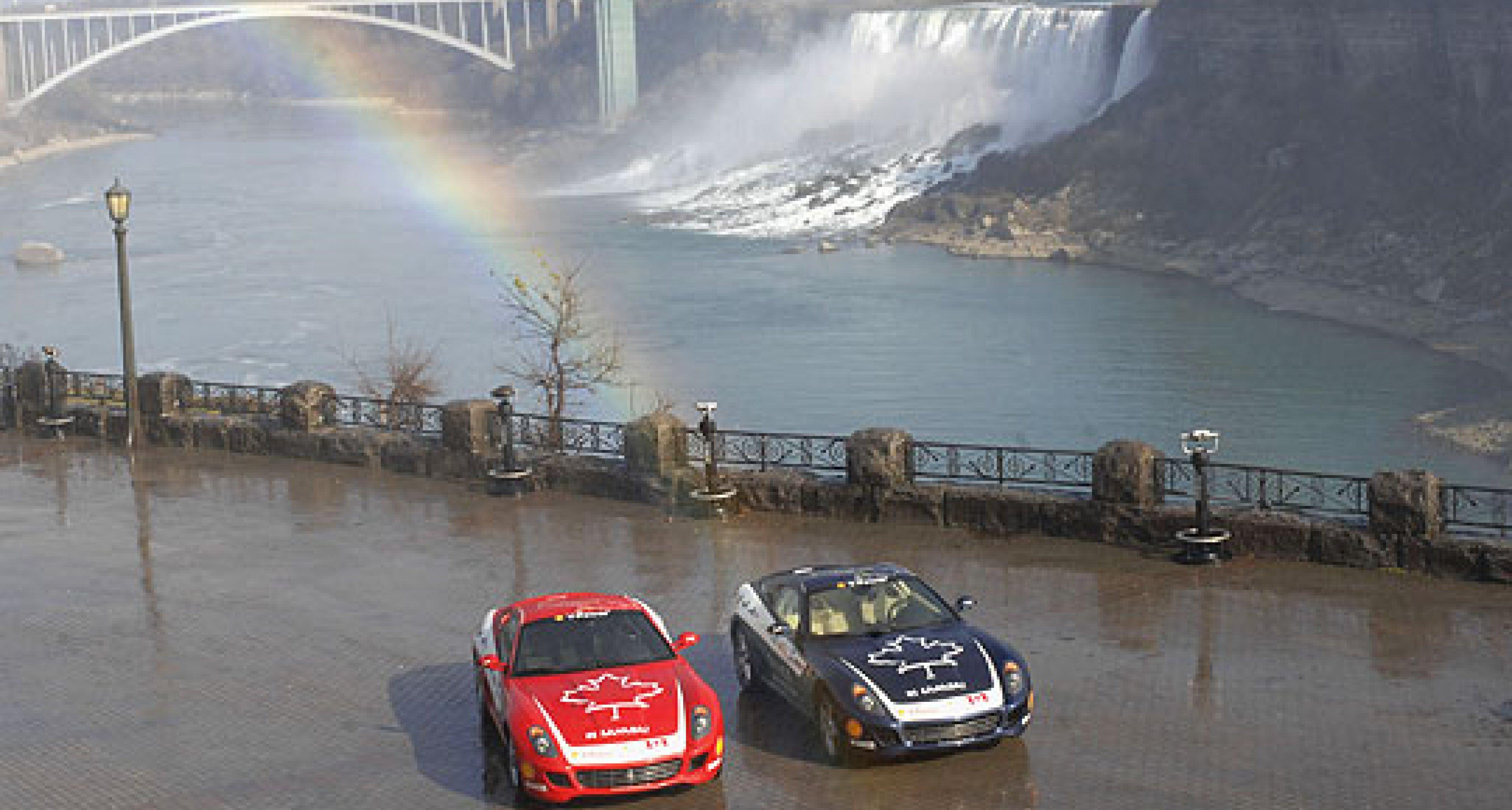 Ferrari Panamerican 20,000 - the final stint